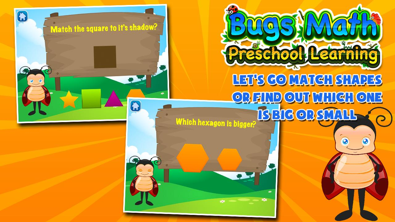 Bugs Learns Preschool Math 3.15 Screenshot 4