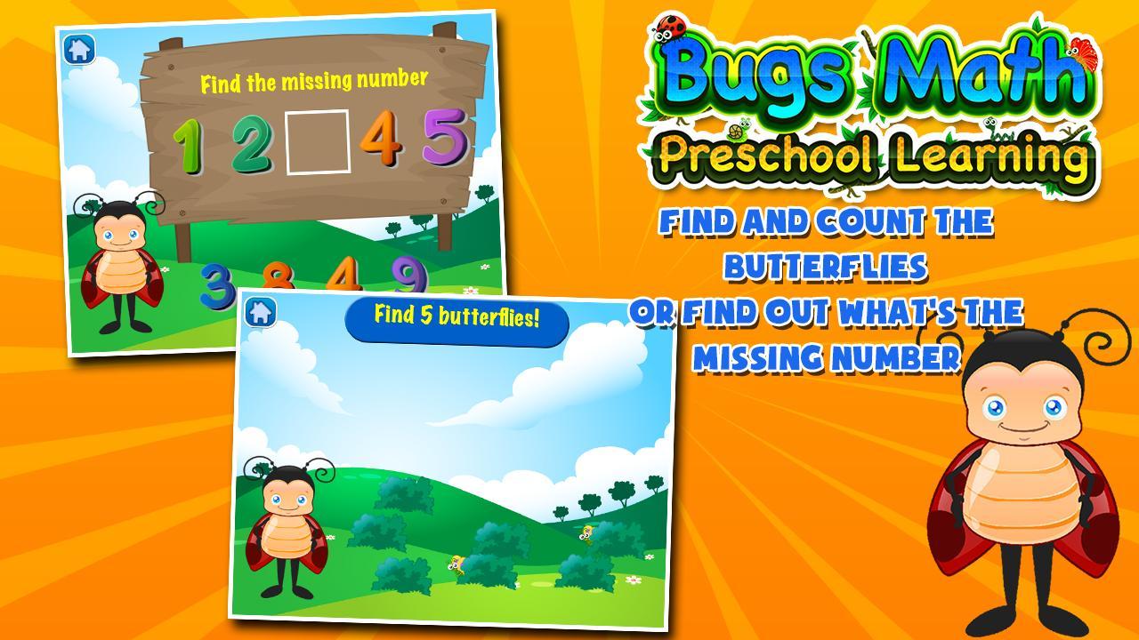 Bugs Learns Preschool Math 3.15 Screenshot 5