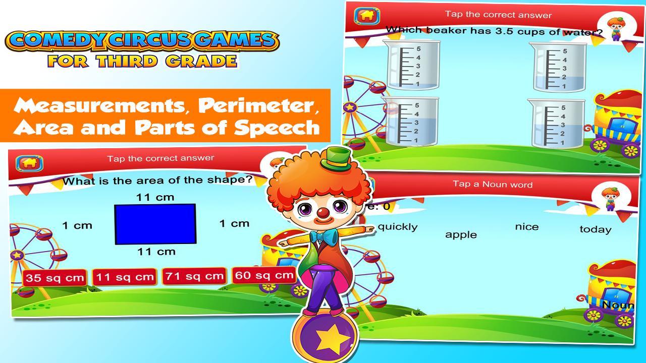 3rd Grade Learning Games 3.15 Screenshot 3