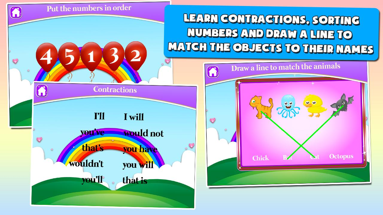 Pony Games for First Graders 3.15 Screenshot 3