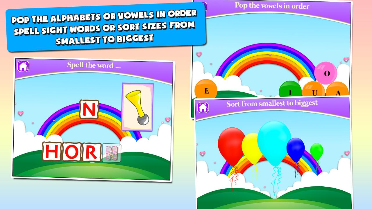 Pony Games for First Graders 3.15 Screenshot 4