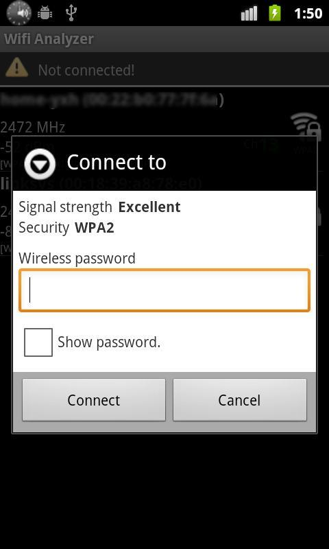 Wifi Connecter Library 2.0.3 Screenshot 2