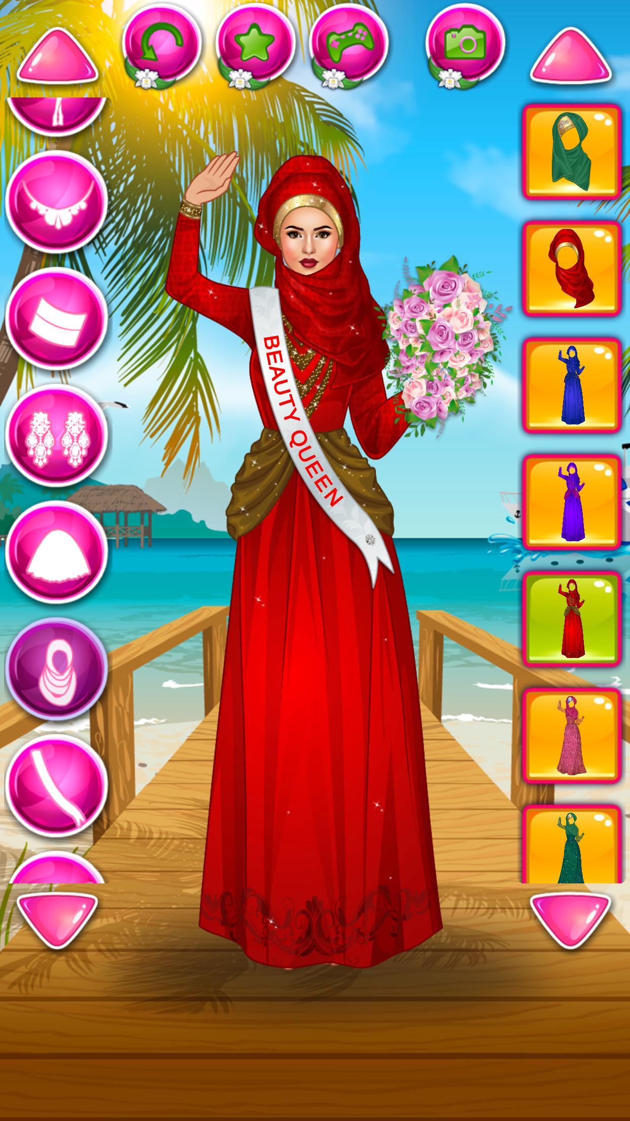 Beauty Queen Dress Up - Star Girl Fashion 1.1 Screenshot 21