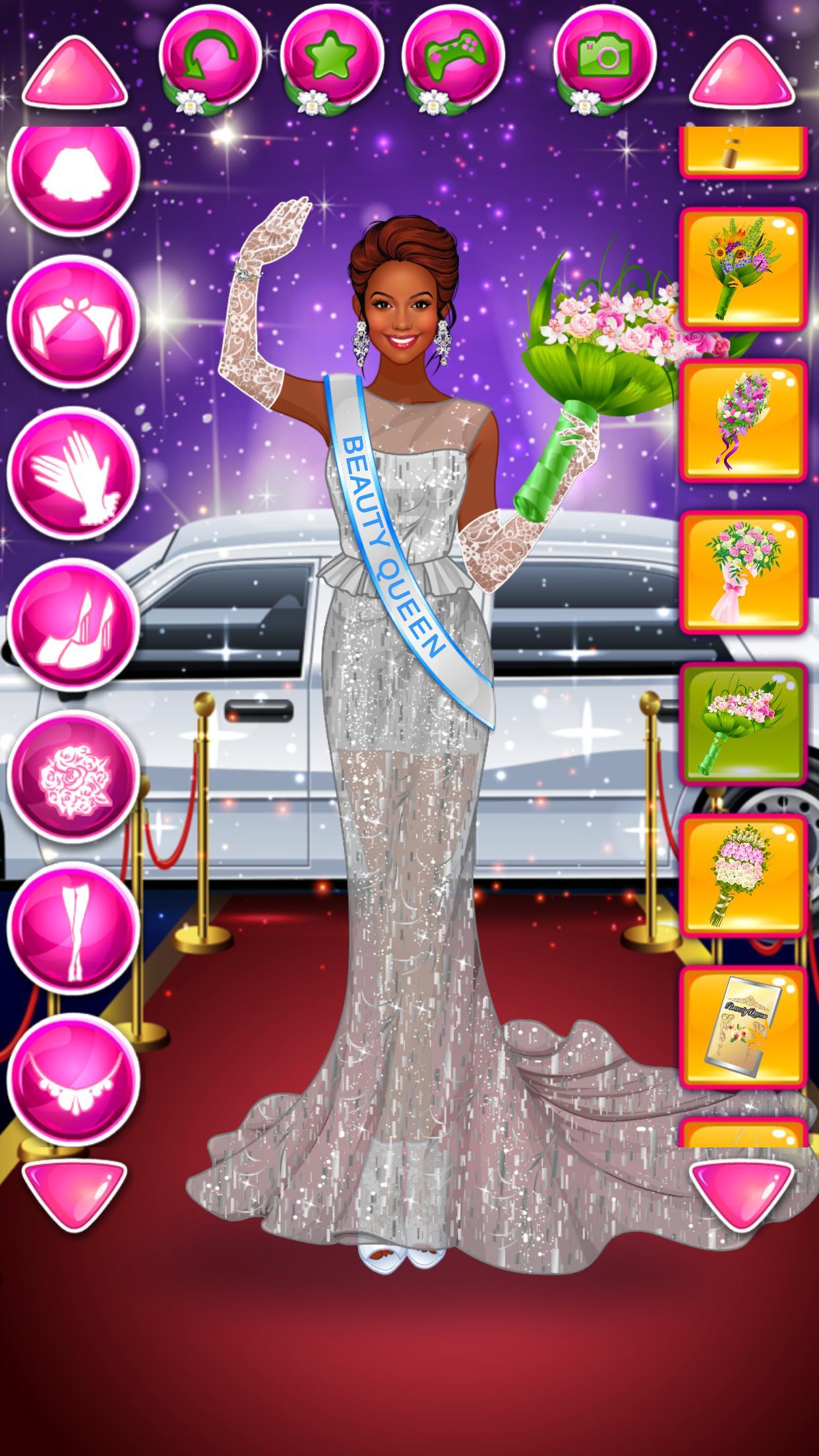 Beauty Queen Dress Up - Star Girl Fashion 1.1 Screenshot 24