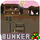 Largest Bunker Adventure Map app icon