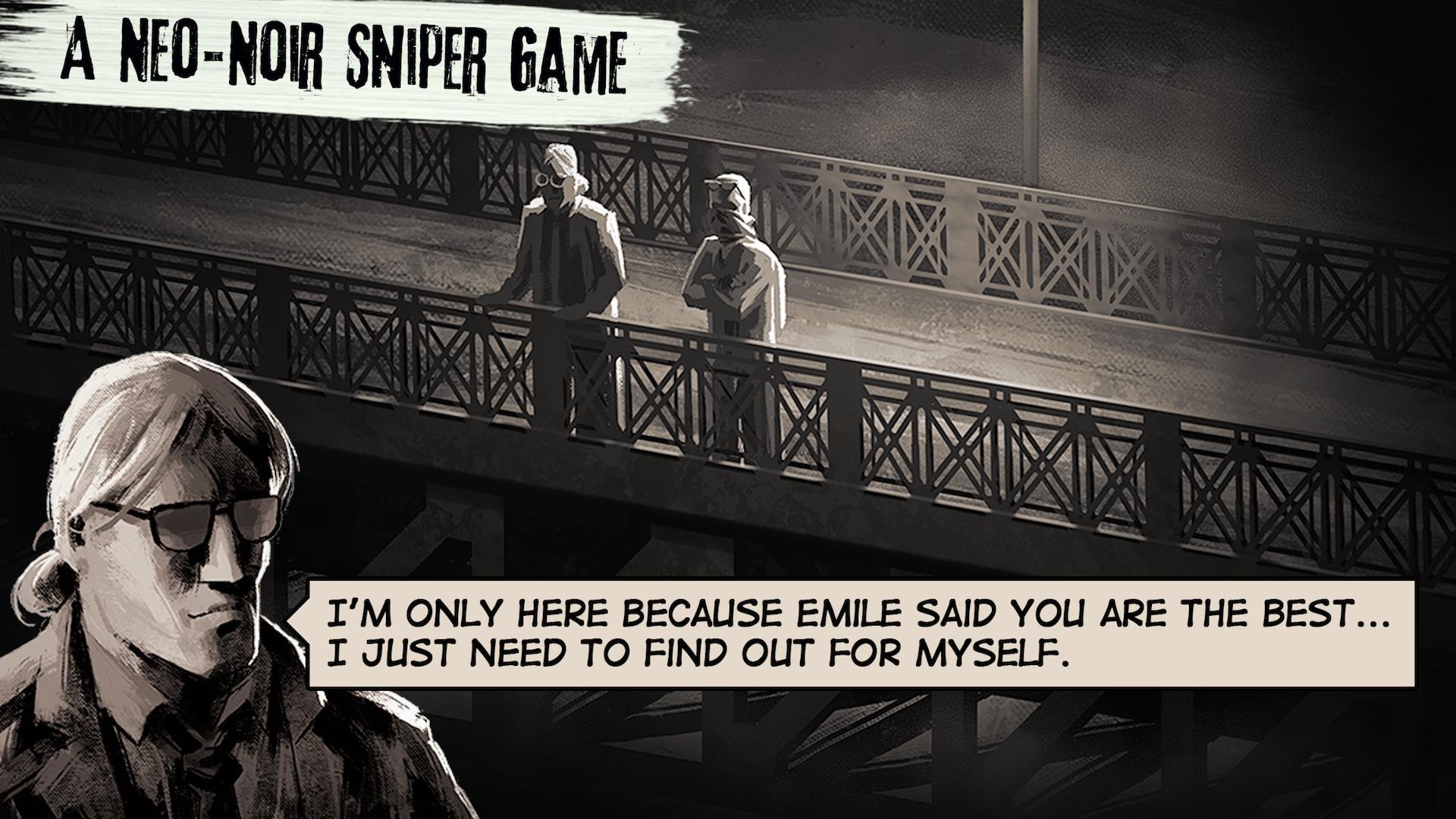 LONEWOLF (17+) - a Sniper Story 1.2.95 Screenshot 1