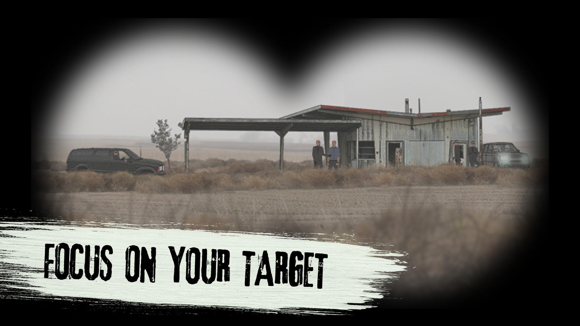 LONEWOLF (17+) - a Sniper Story 1.2.95 Screenshot 4