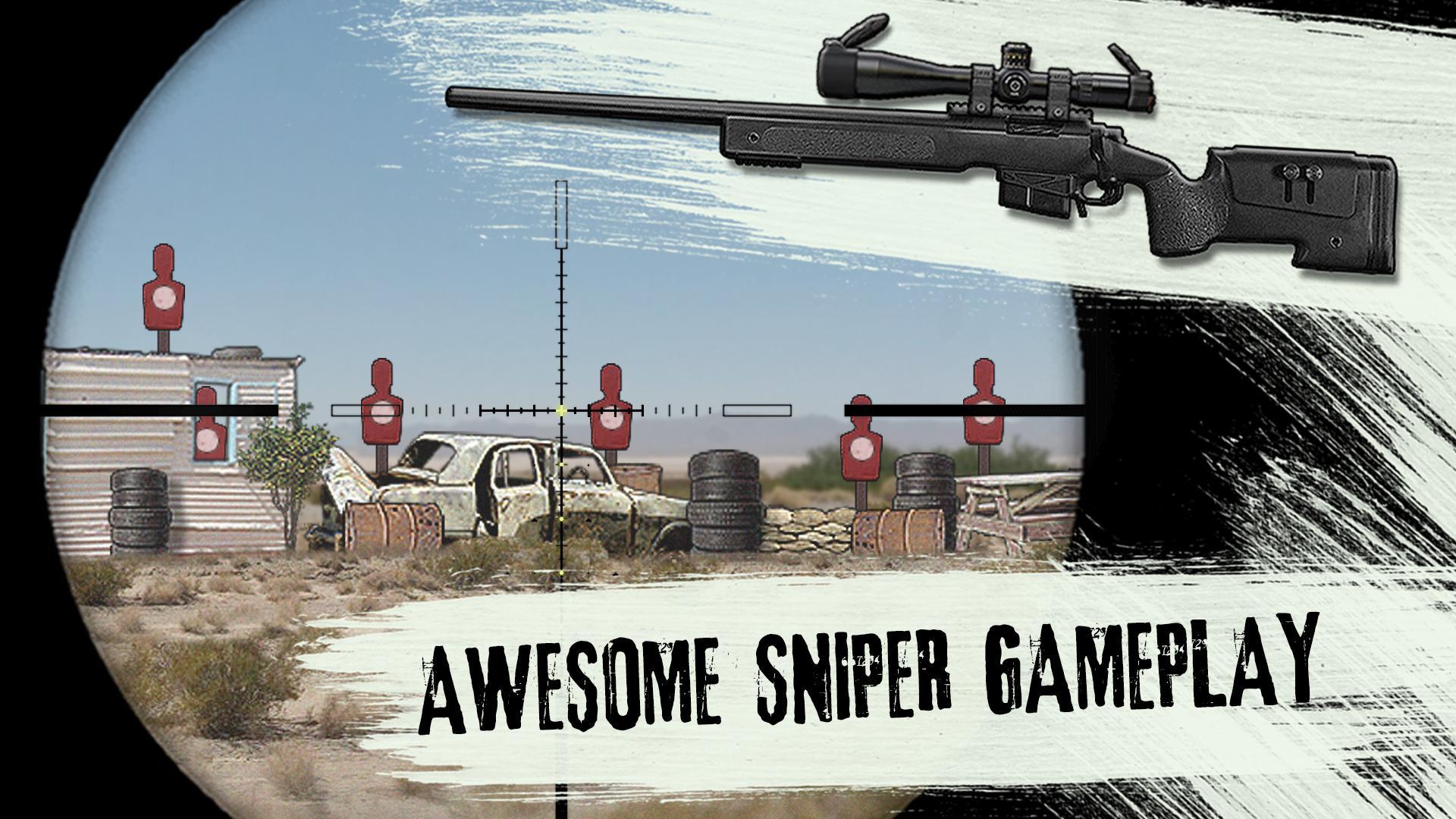 LONEWOLF (17+) - a Sniper Story 1.2.95 Screenshot 6