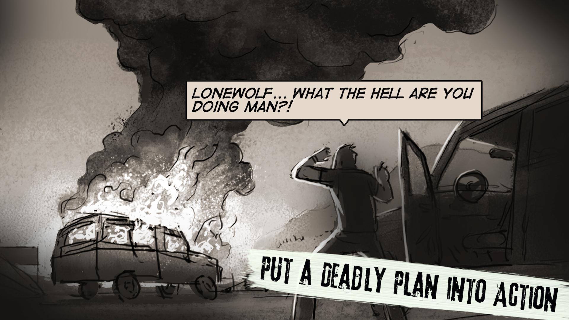 LONEWOLF (17+) - a Sniper Story 1.2.95 Screenshot 8