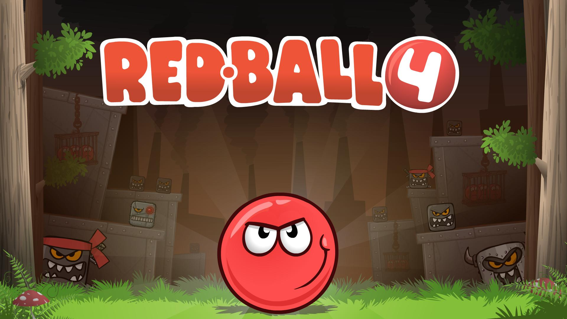 Red Ball 4 1.4.21 Screenshot 1