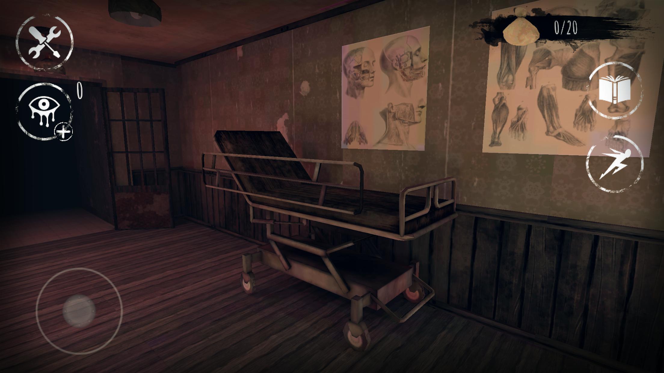 Eyes: Scary Thriller - Creepy Horror Game 6.1.21 Screenshot 11