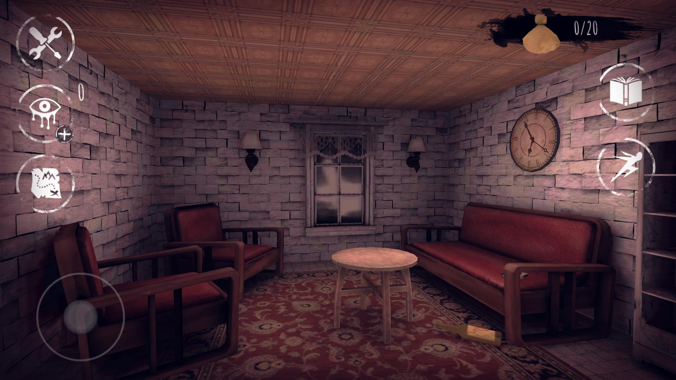 Eyes: Scary Thriller - Creepy Horror Game 6.1.21 Screenshot 12