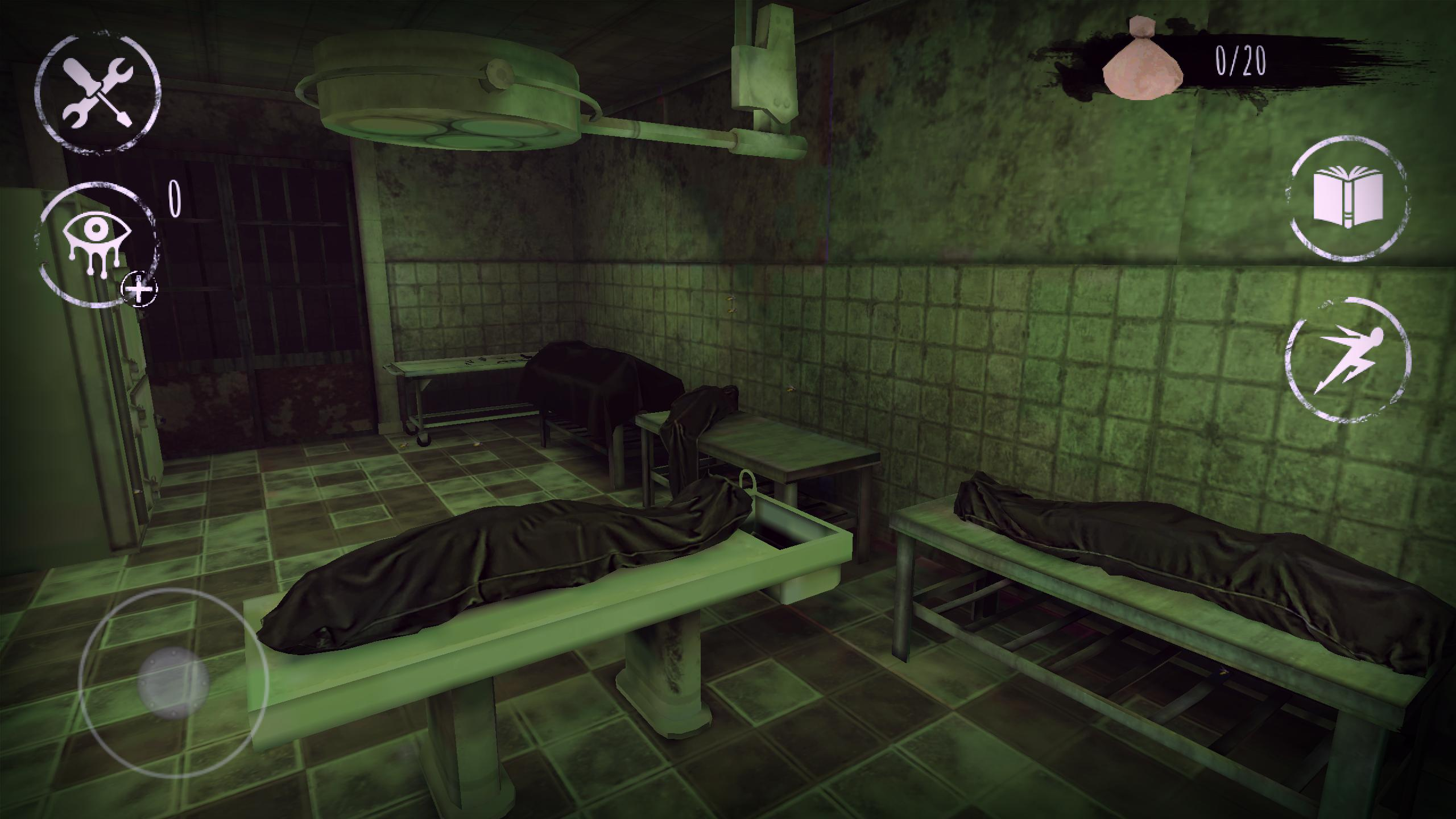 Eyes: Scary Thriller - Creepy Horror Game 6.1.1 Screenshot 2
