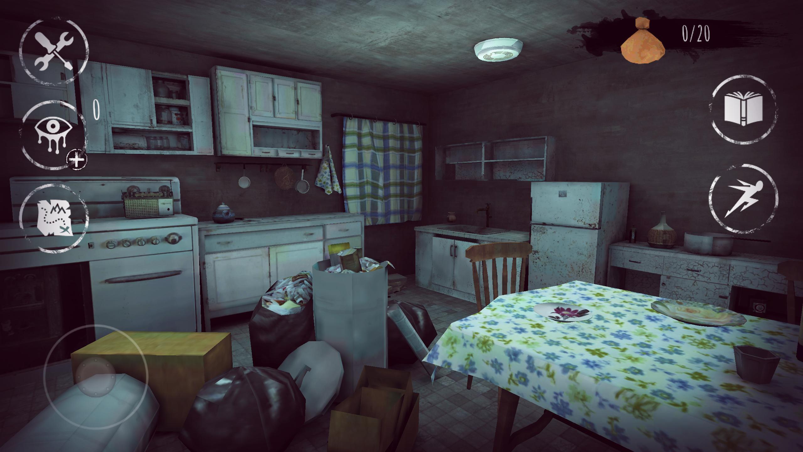 Eyes: Scary Thriller - Creepy Horror Game 6.1.1 Screenshot 3