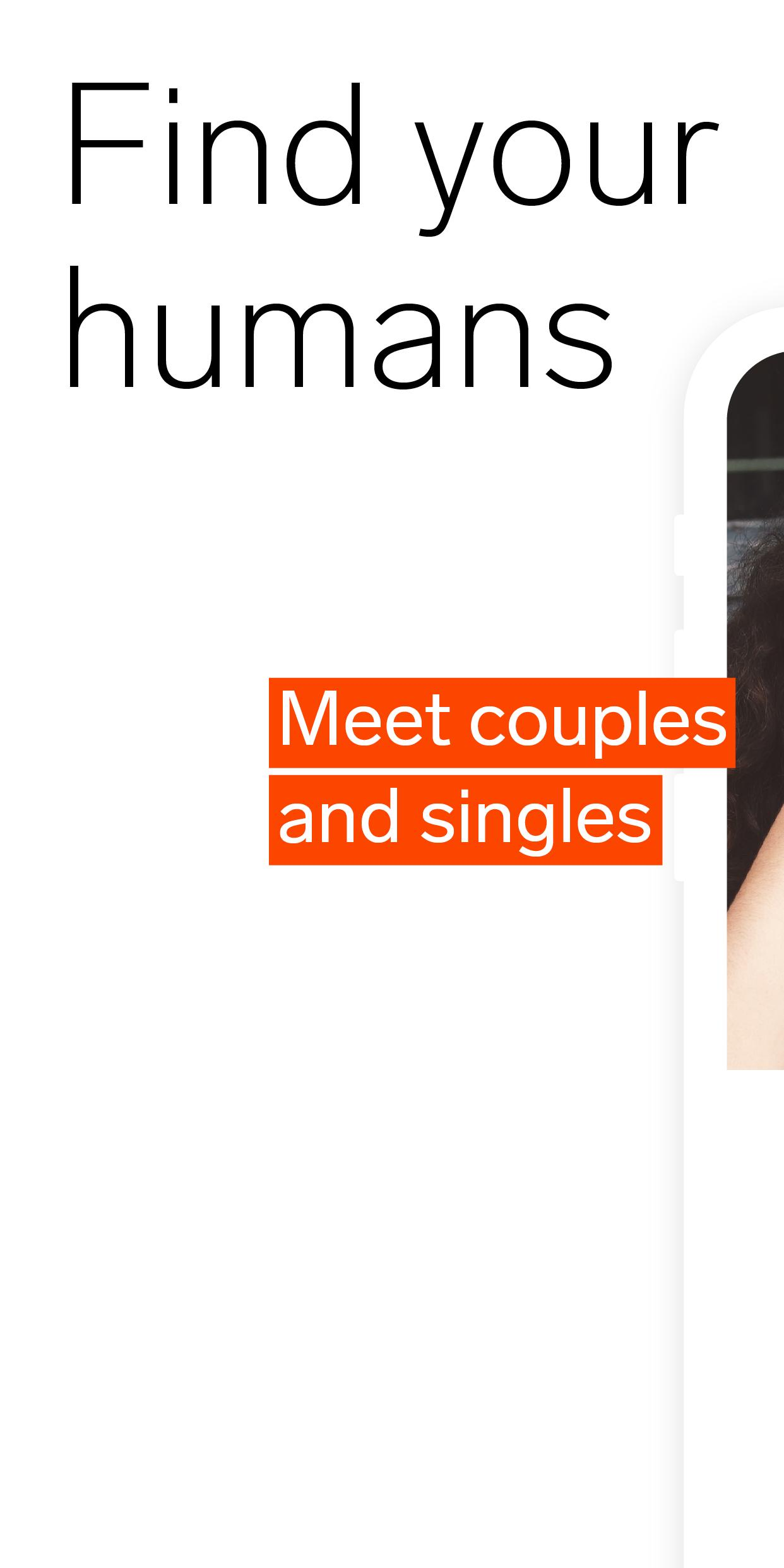 Feeld Dating For Couples, Singles & Threesome 5.8.21 Screenshot 1