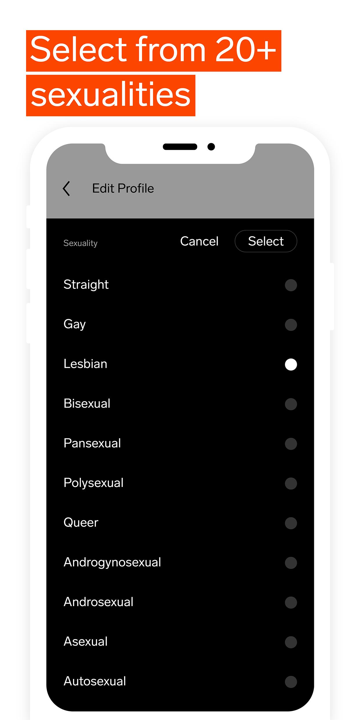 Feeld Dating For Couples, Singles & Threesome 5.8.21 Screenshot 6