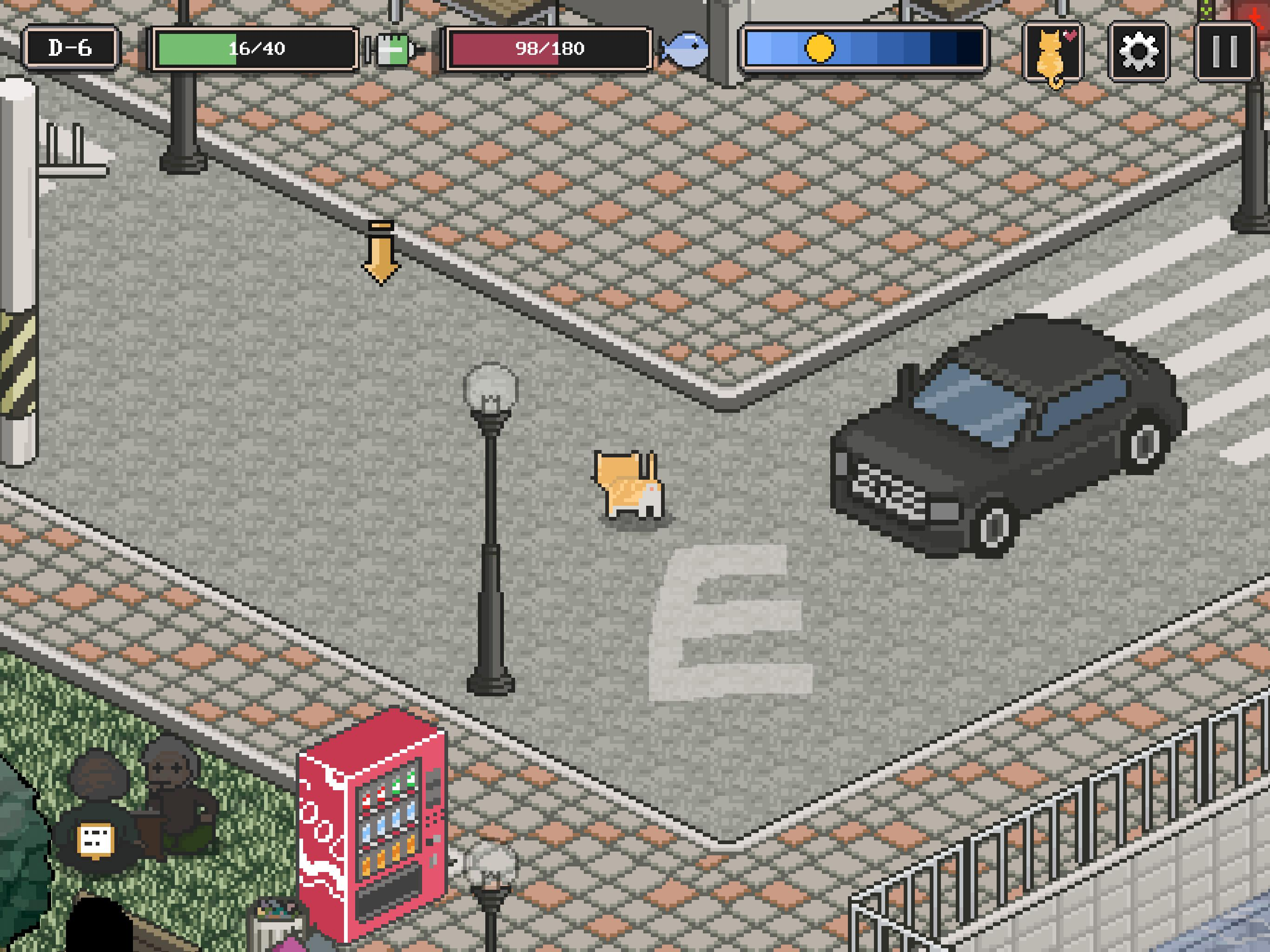 A Street Cat's Tale 2.99 Screenshot 16