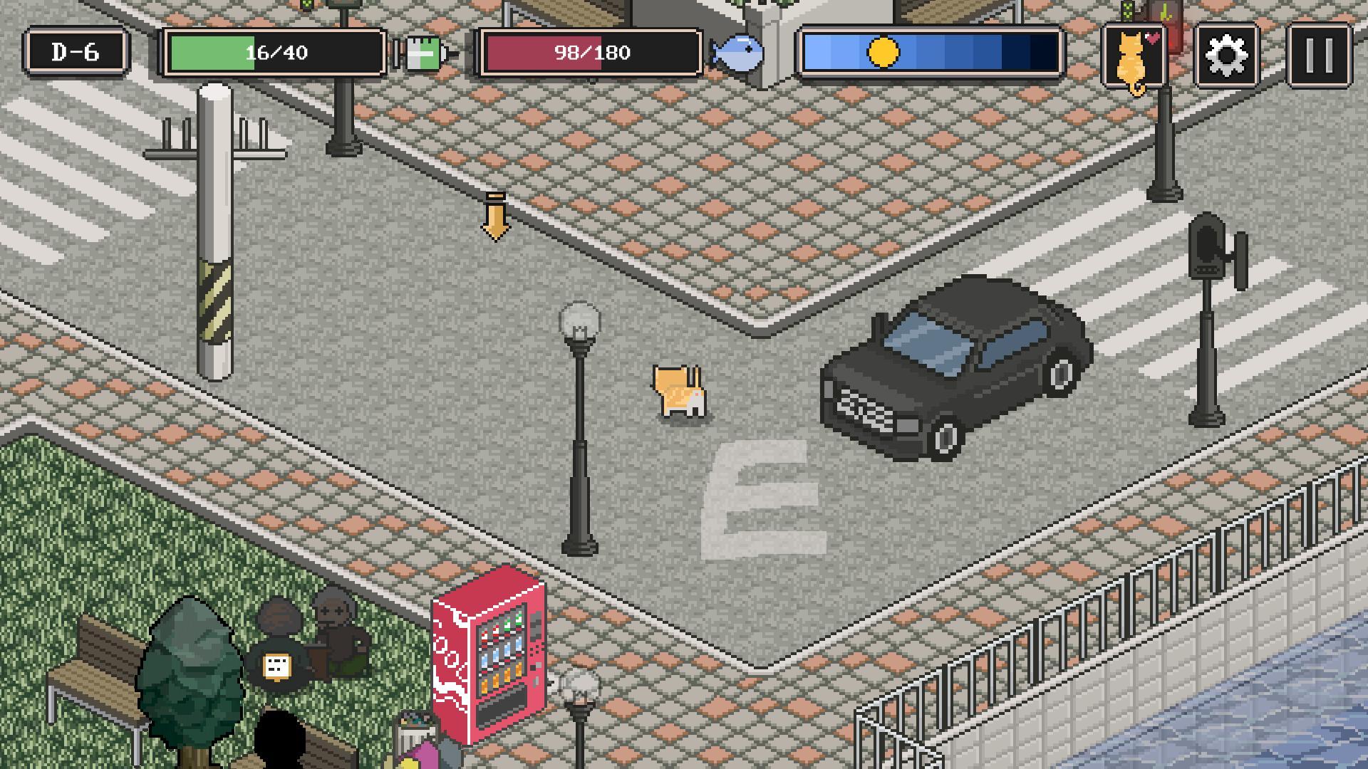 A Street Cat's Tale 2.99 Screenshot 3