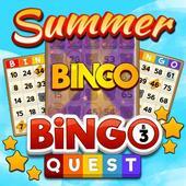 Bingo Quest - Summer Garden Adventure app icon