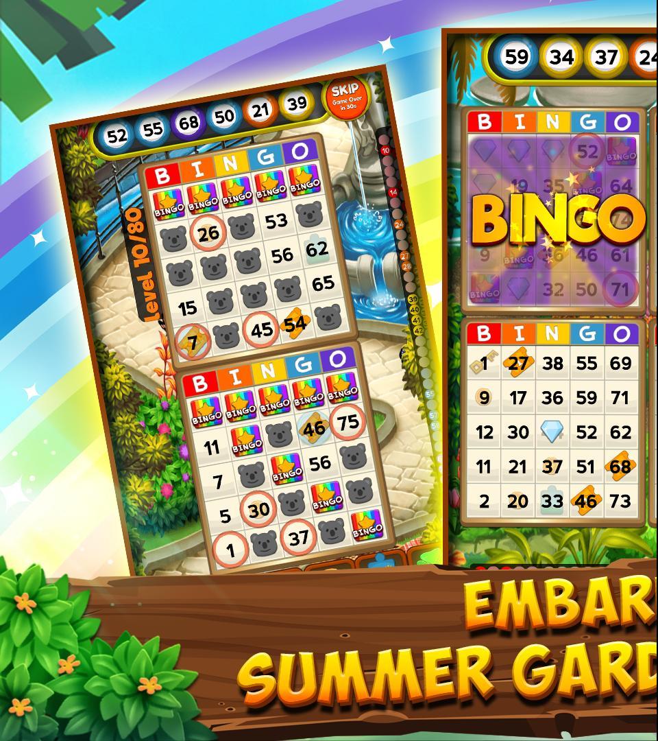 Bingo Quest - Summer Garden Adventure 64.123 Screenshot 1