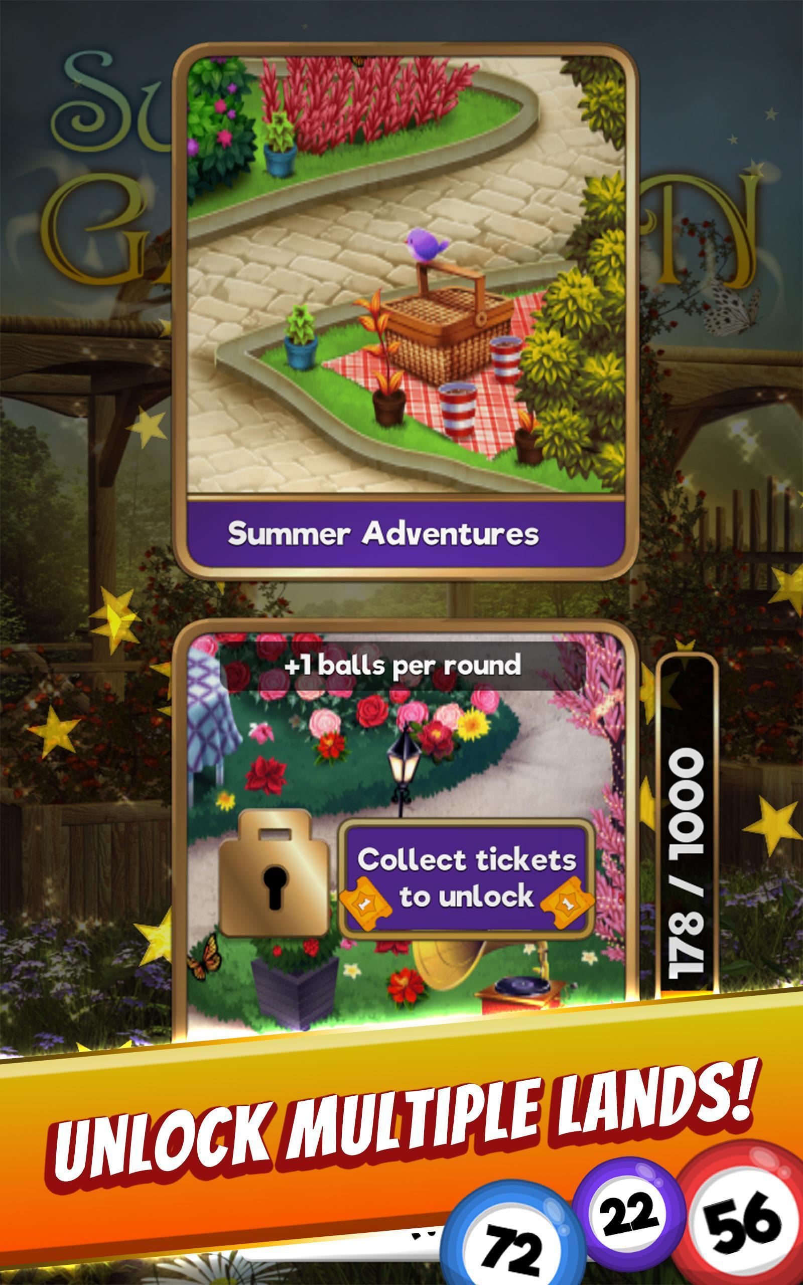 Bingo Quest - Summer Garden Adventure 64.123 Screenshot 12