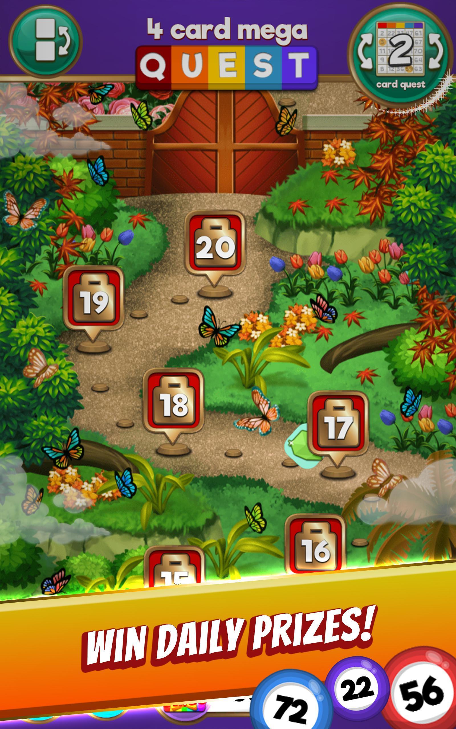 Bingo Quest - Summer Garden Adventure 64.123 Screenshot 21