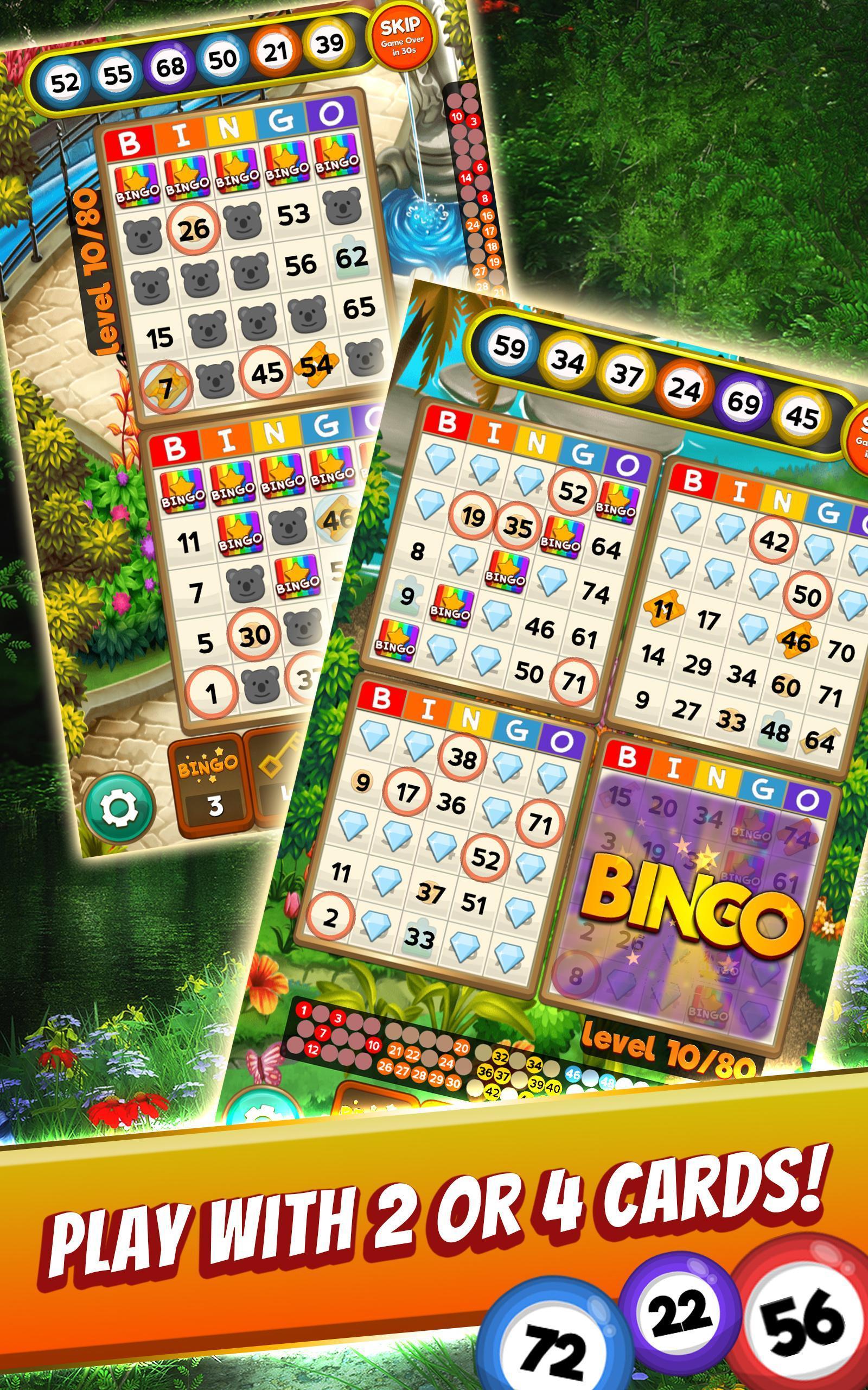 Bingo Quest - Summer Garden Adventure 64.123 Screenshot 3