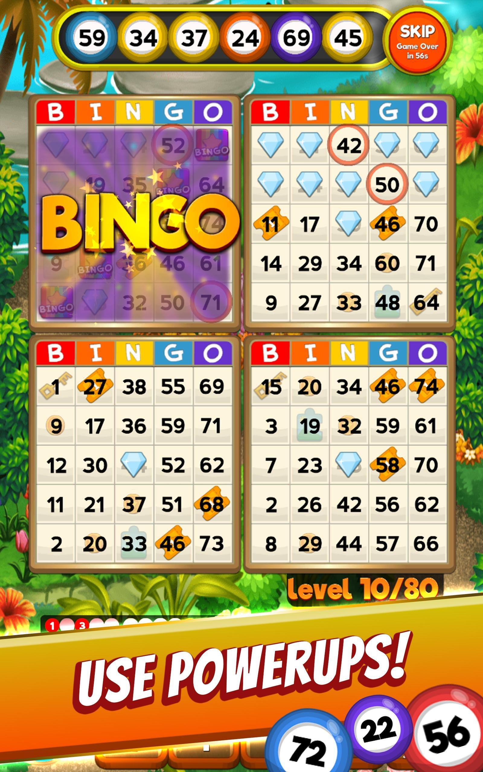 Bingo Quest - Summer Garden Adventure 64.123 Screenshot 4