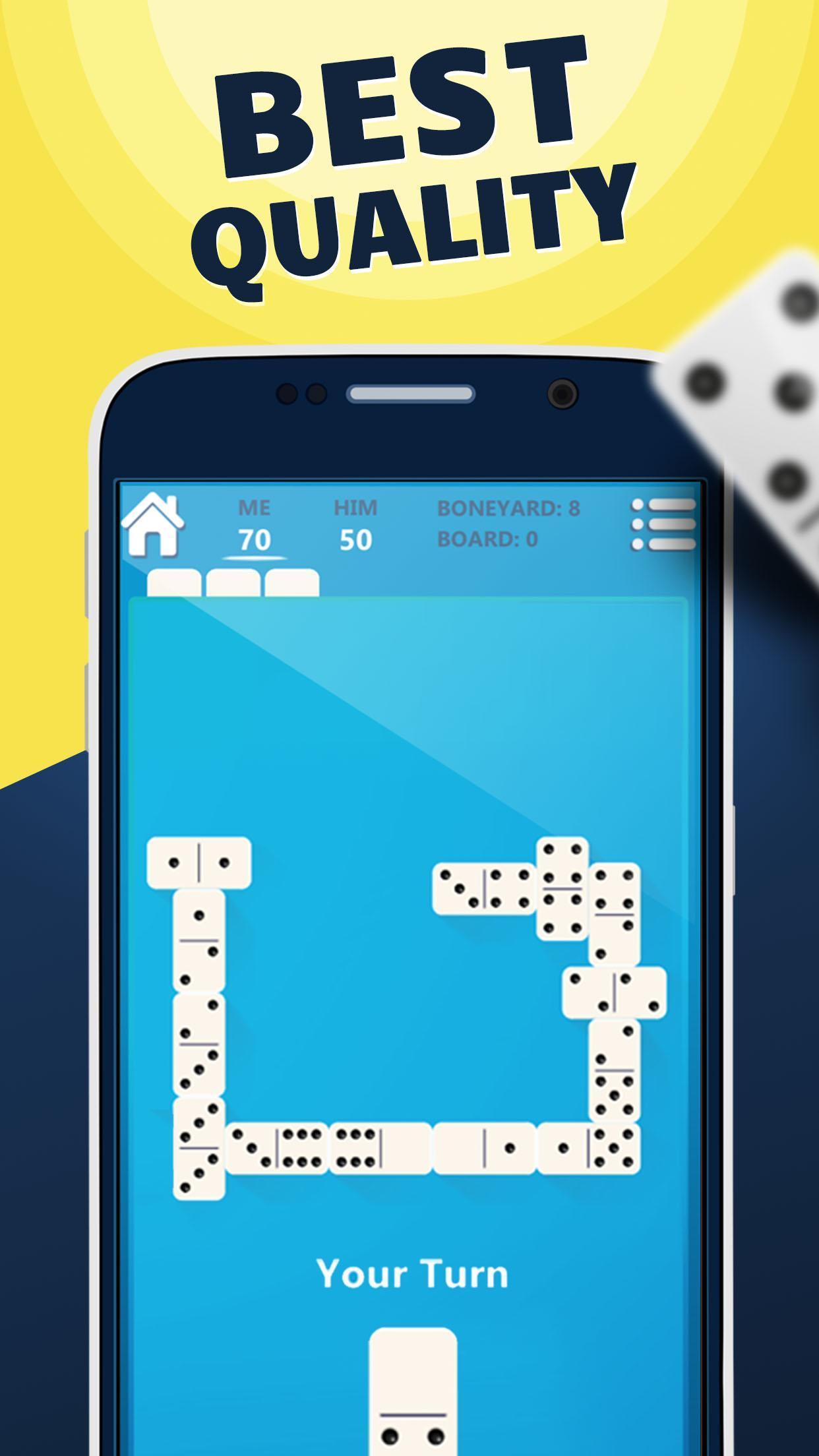 Dominos Game - Best Dominoes 2.0.16 Screenshot 1