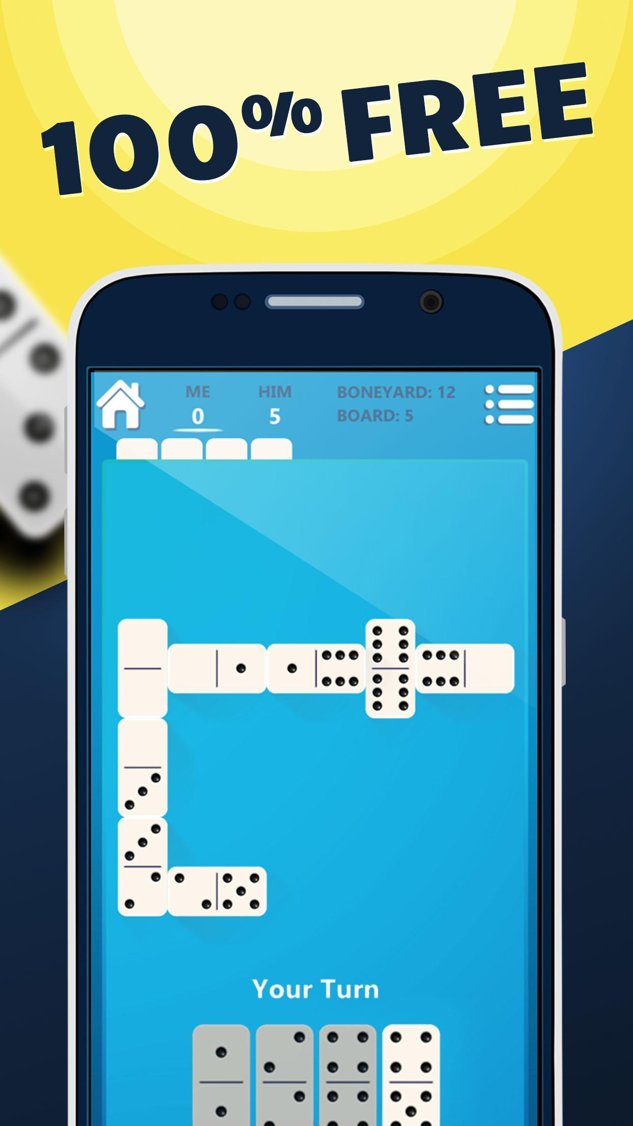Dominos Game - Best Dominoes 2.0.16 Screenshot 2