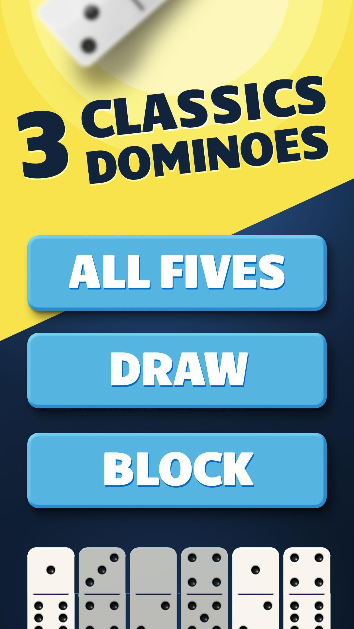 Dominos Game - Best Dominoes 2.0.16 Screenshot 3