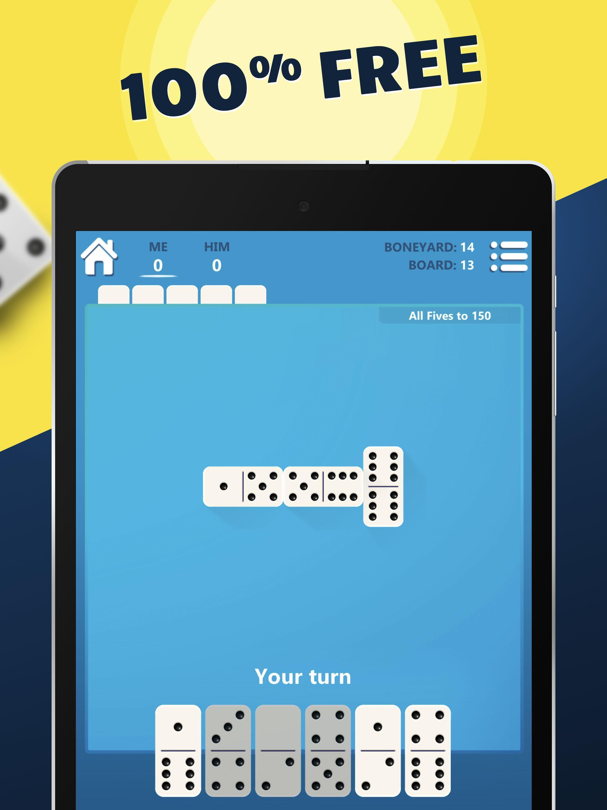 Dominos Game - Best Dominoes 2.0.16 Screenshot 7