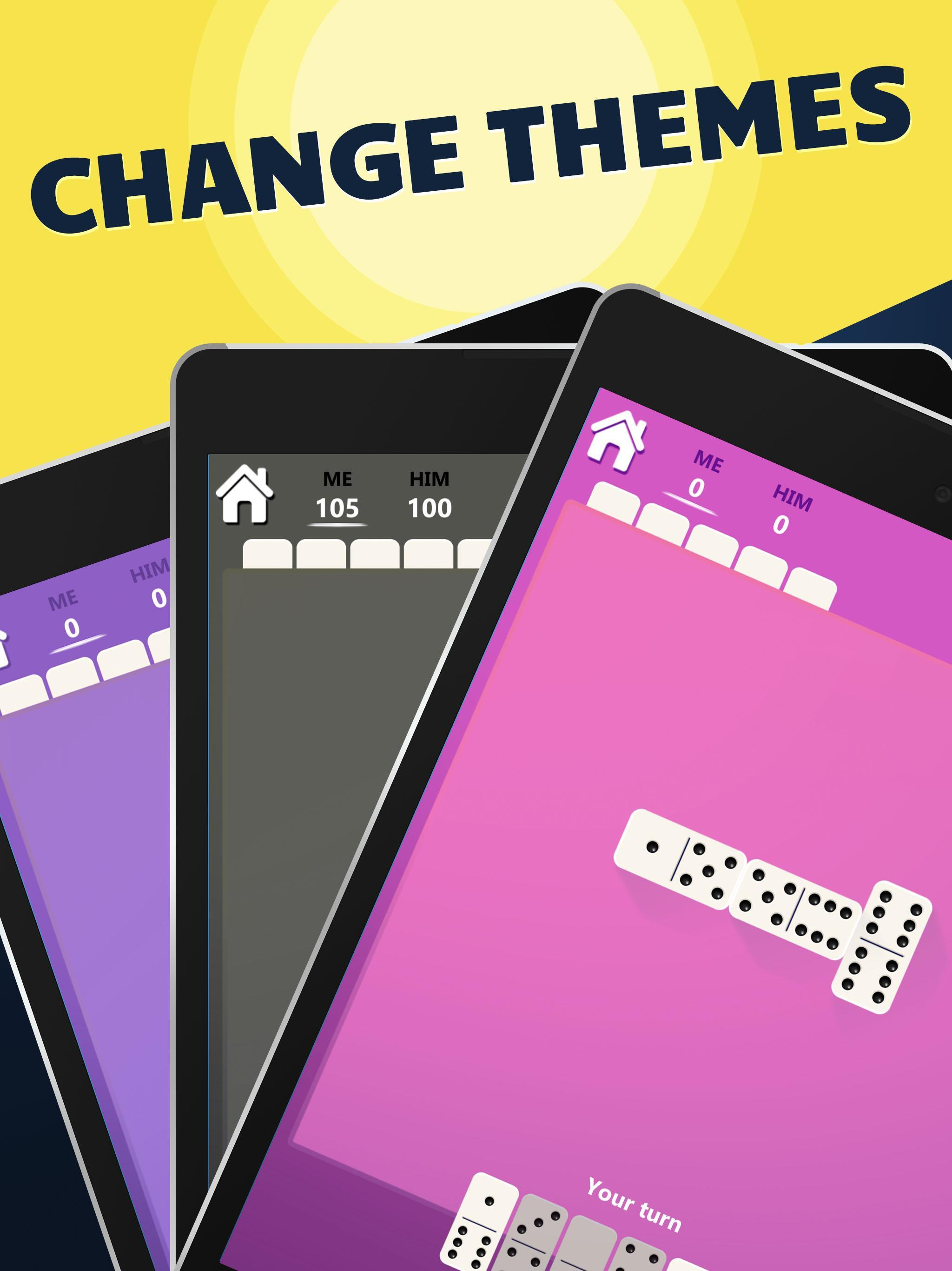 Dominos Game - Best Dominoes 2.0.16 Screenshot 9