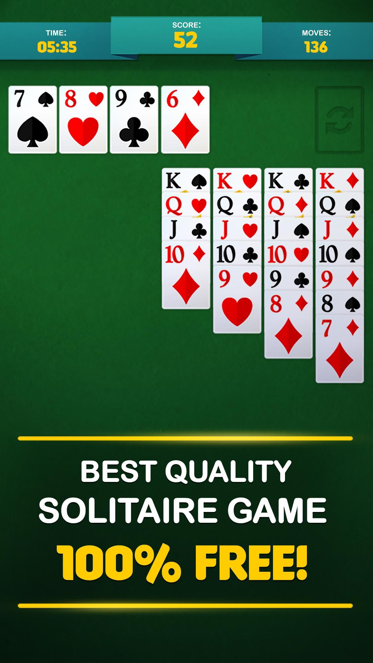Solitaire Card Game Classic 1.0.16 Screenshot 1