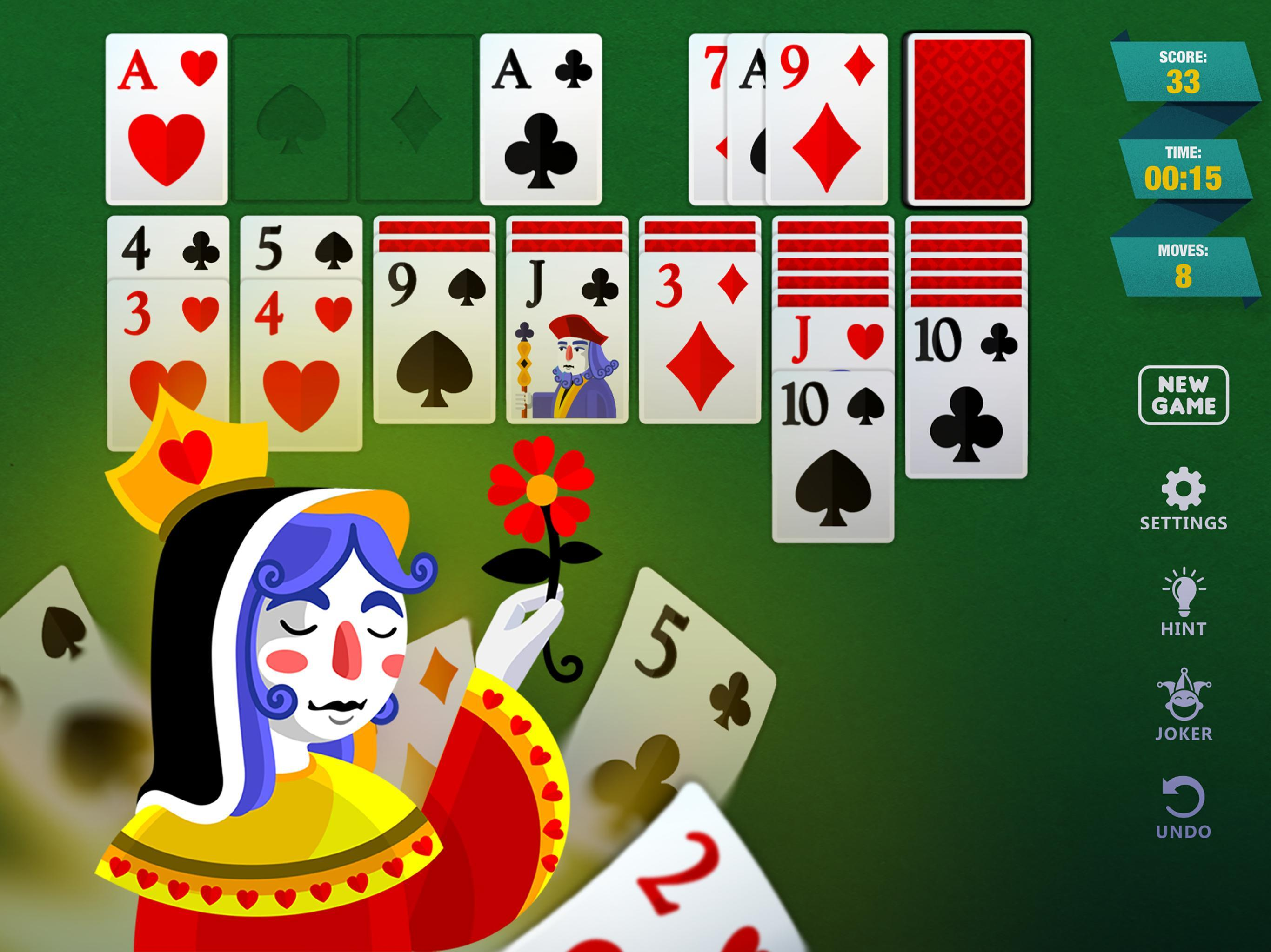 Solitaire Card Game Classic 1.0.16 Screenshot 10