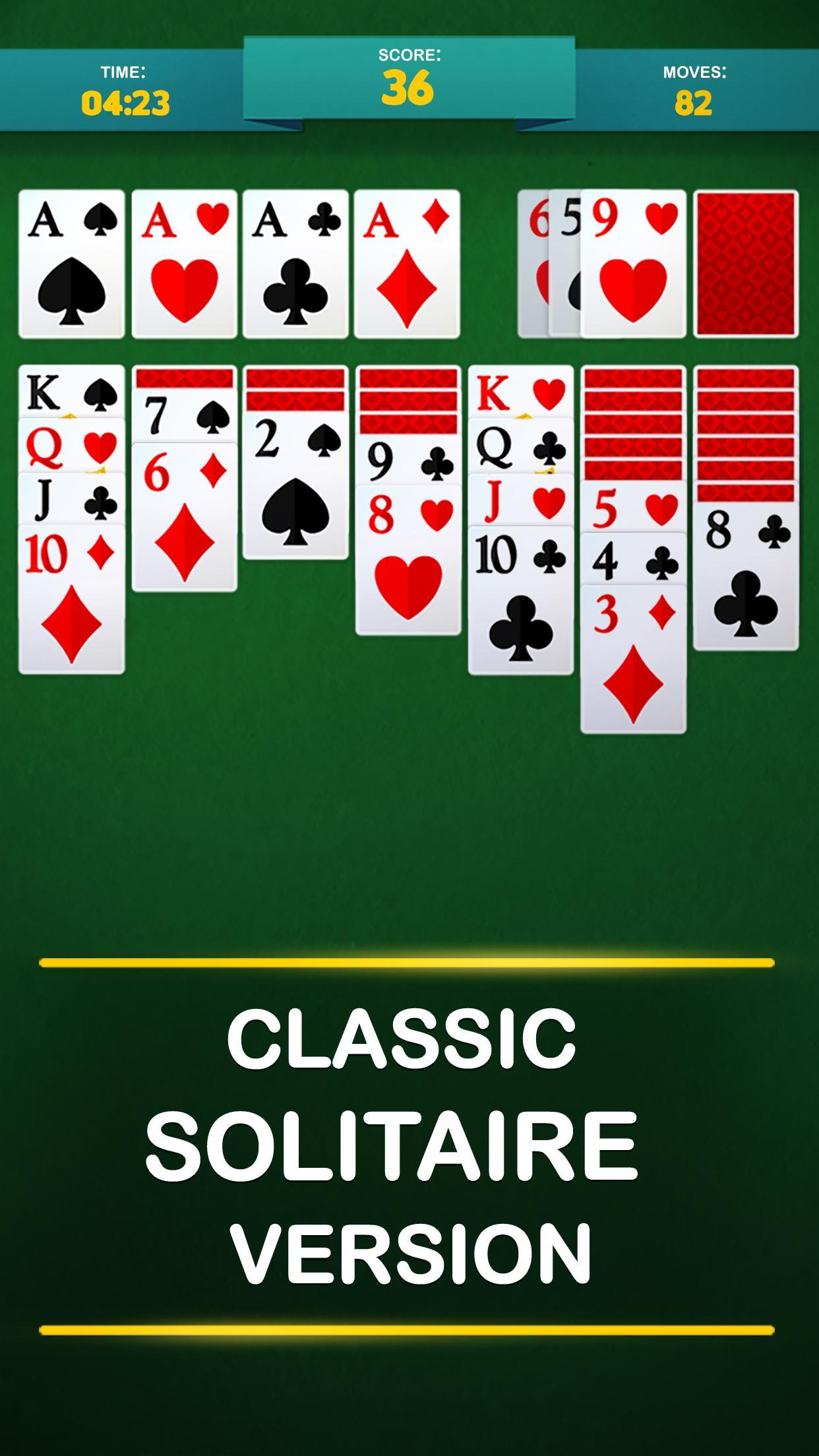 Solitaire Card Game Classic 1.0.16 Screenshot 2
