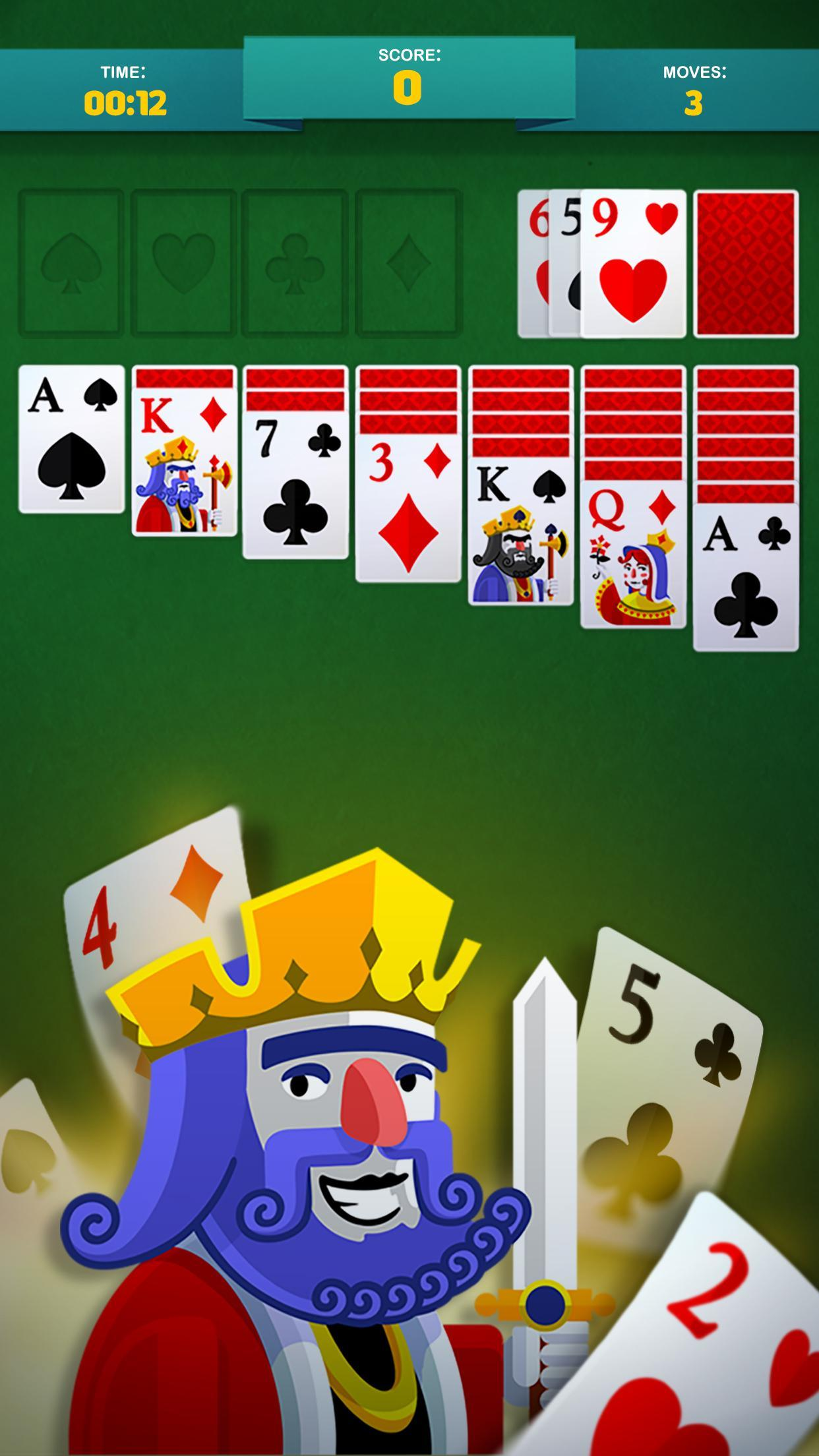 Solitaire Card Game Classic 1.0.16 Screenshot 4