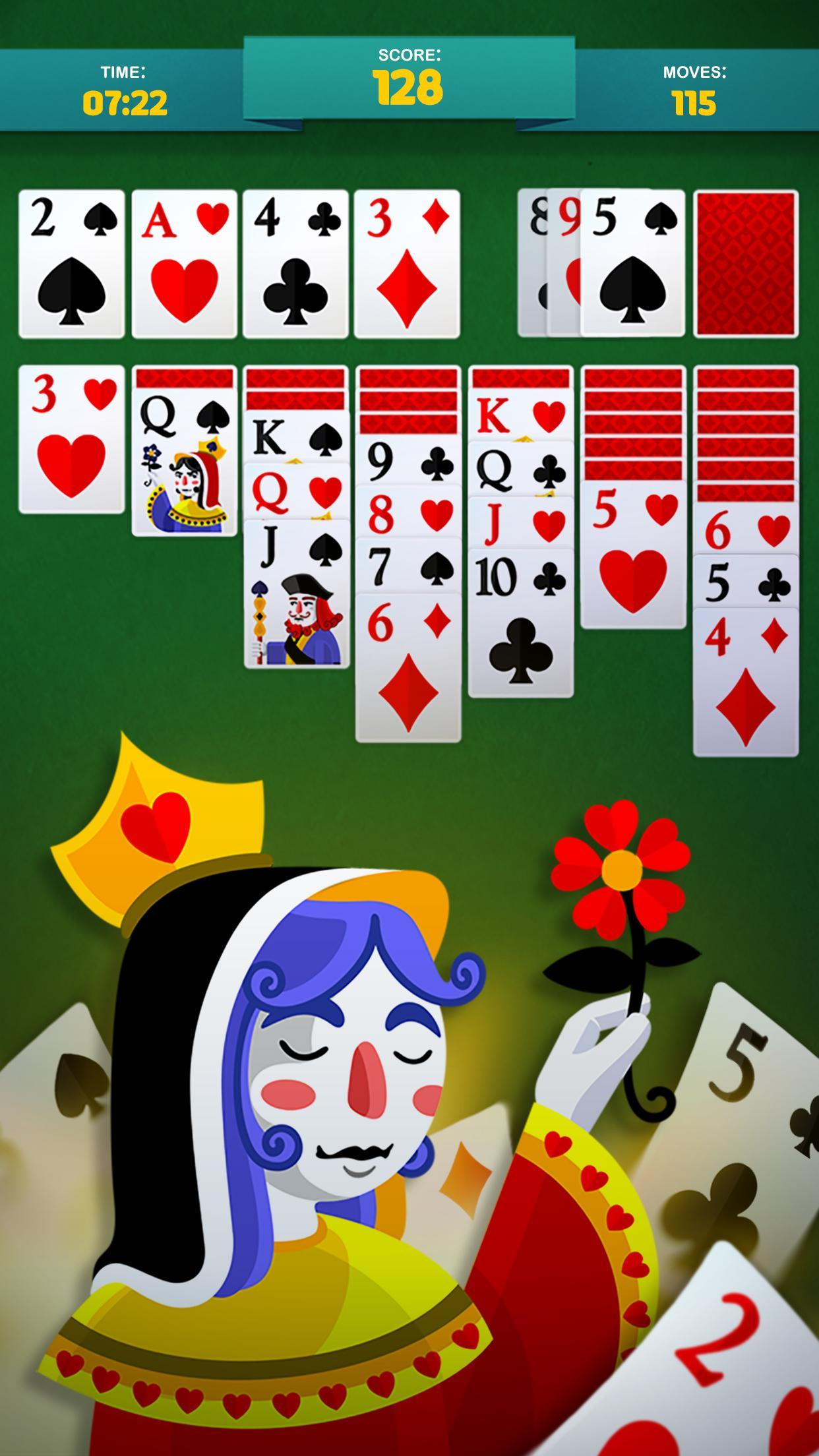 Solitaire Card Game Classic 1.0.16 Screenshot 5