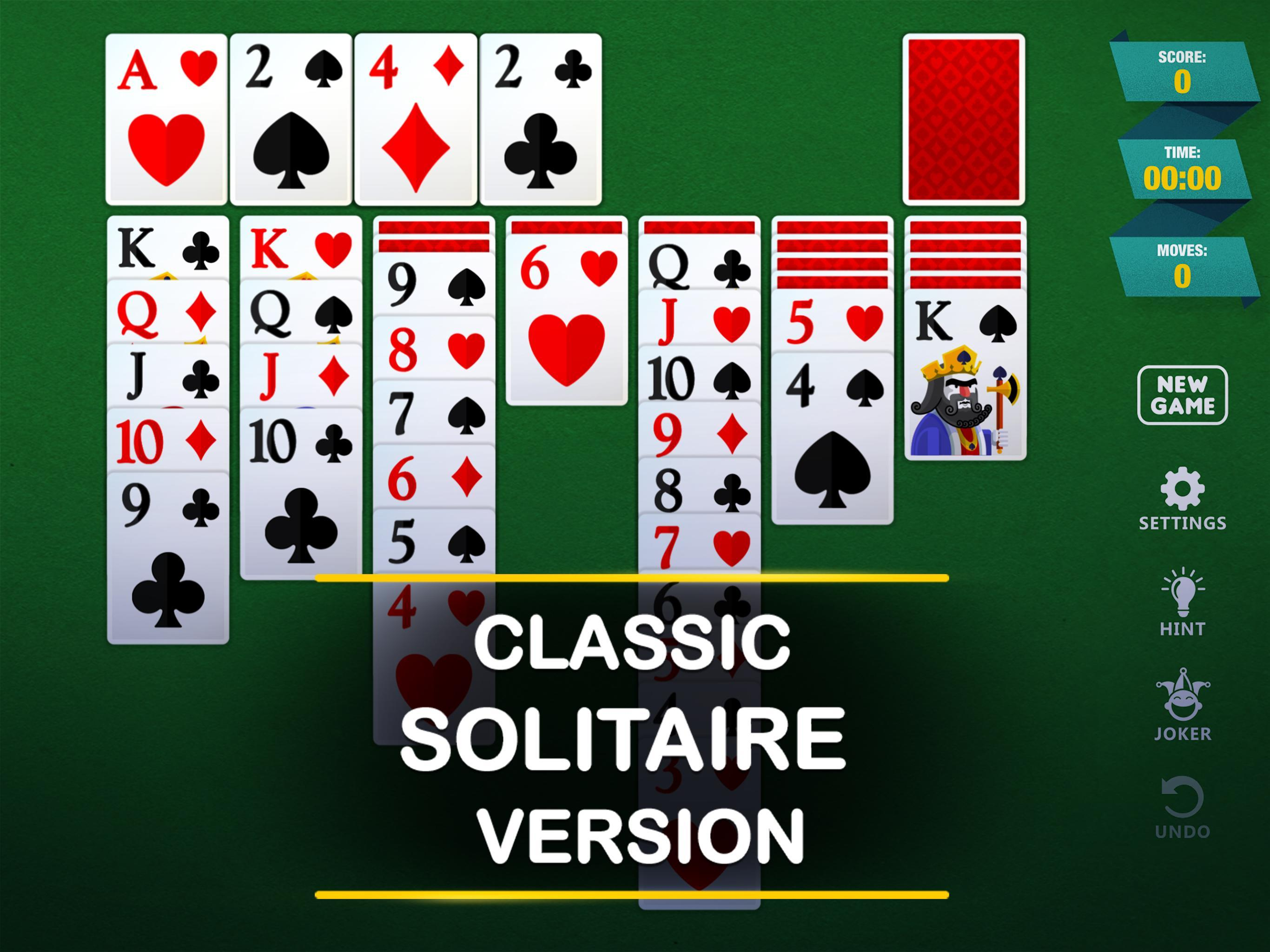 Solitaire Card Game Classic 1.0.16 Screenshot 7