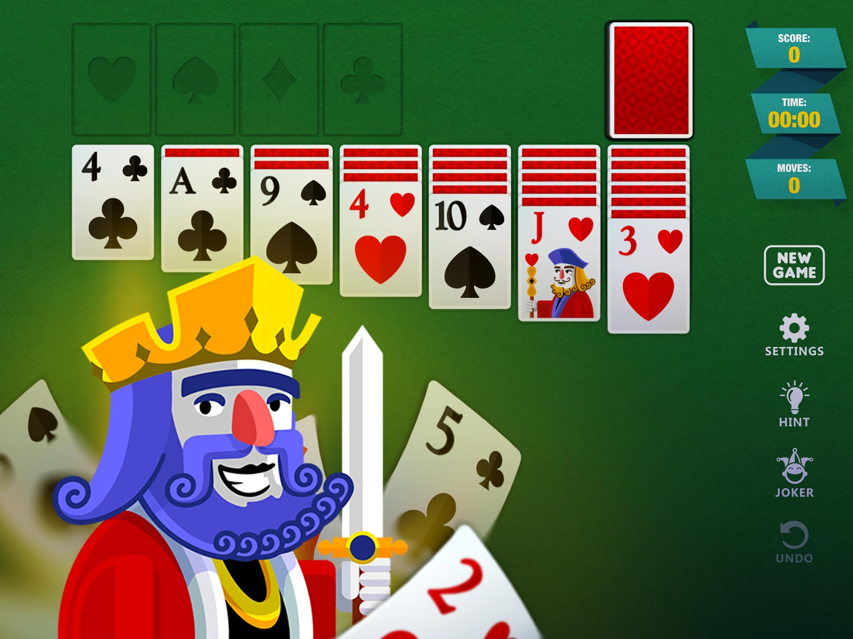 Solitaire Card Game Classic 1.0.16 Screenshot 9