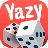 Yazy the best yatzy dice game app icon