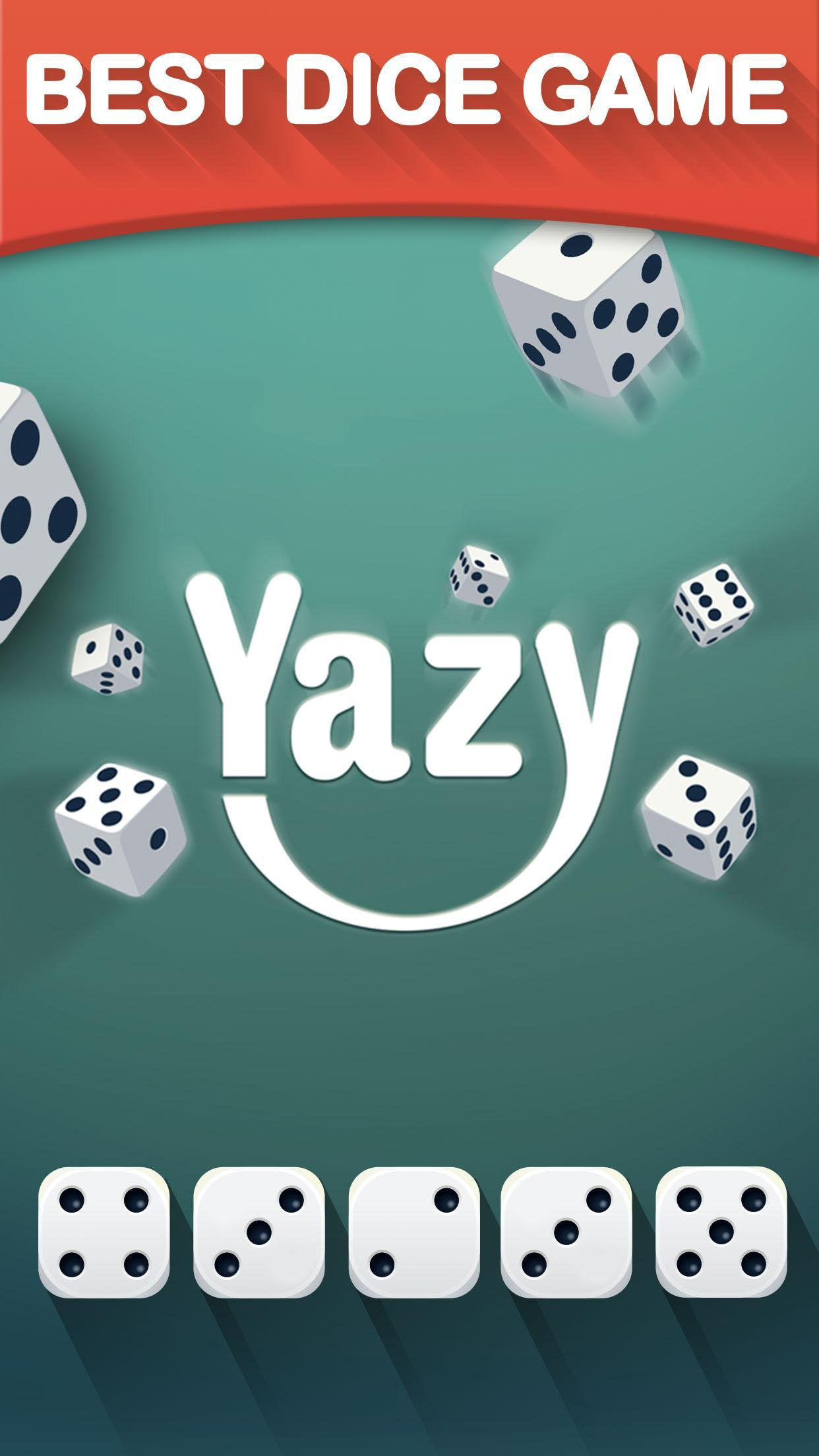 Yazy the best yatzy dice game 1.0.34 Screenshot 5