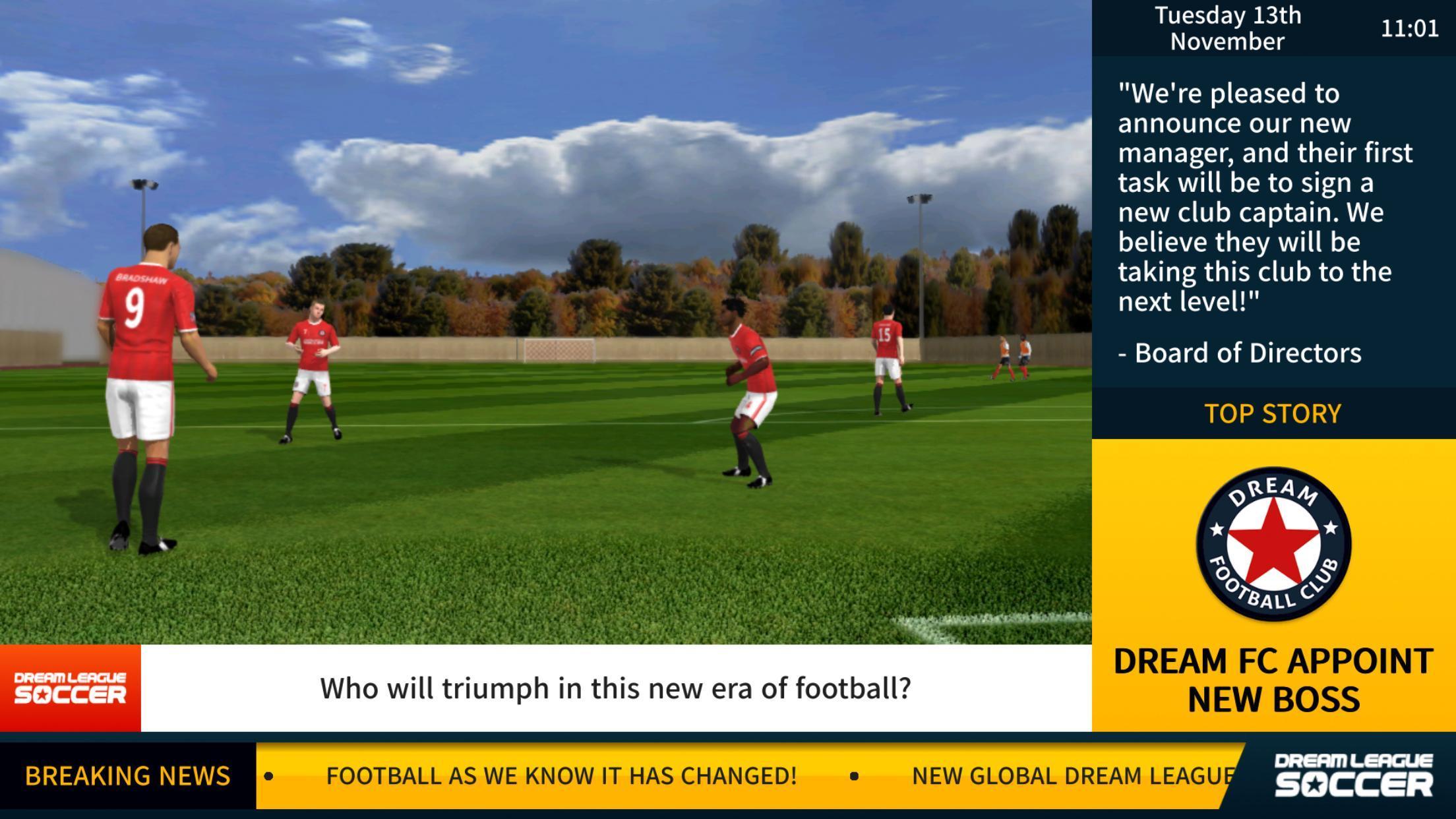 Dream League Soccer 6.13 Screenshot 3