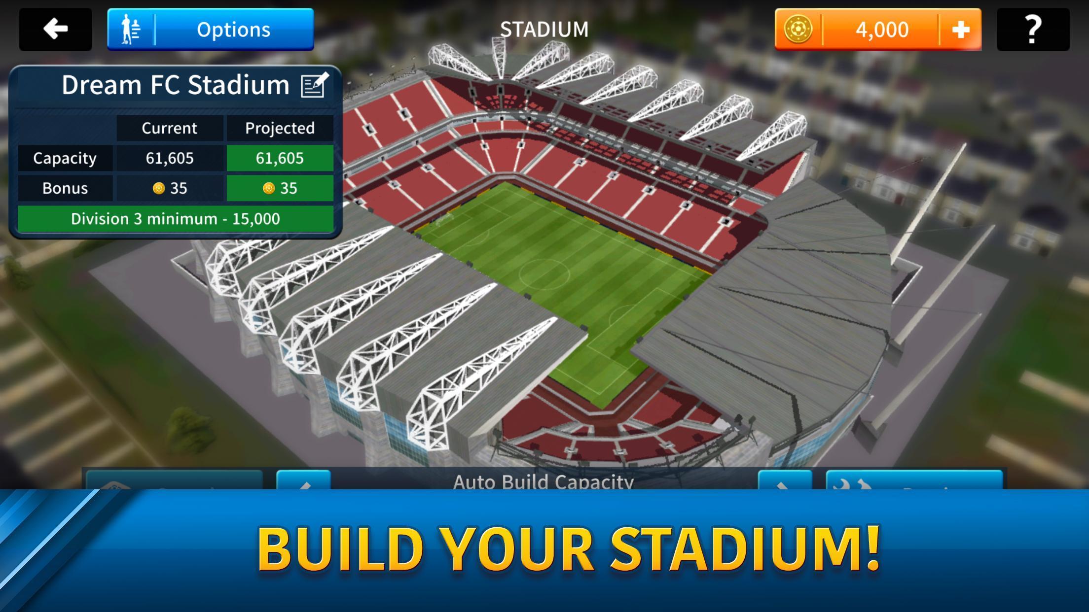Dream League Soccer 6.13 Screenshot 5
