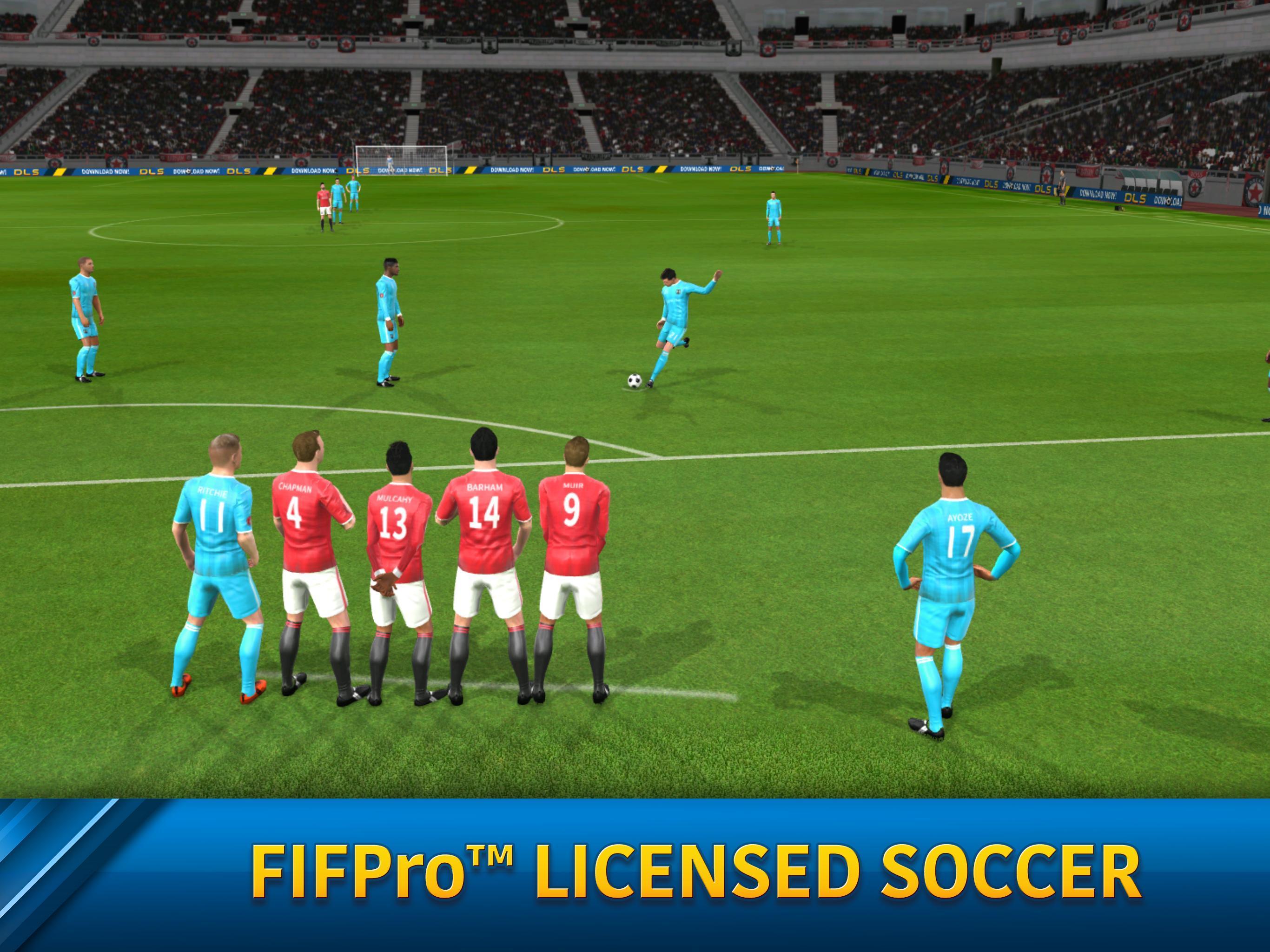 Dream League Soccer 6.13 Screenshot 6