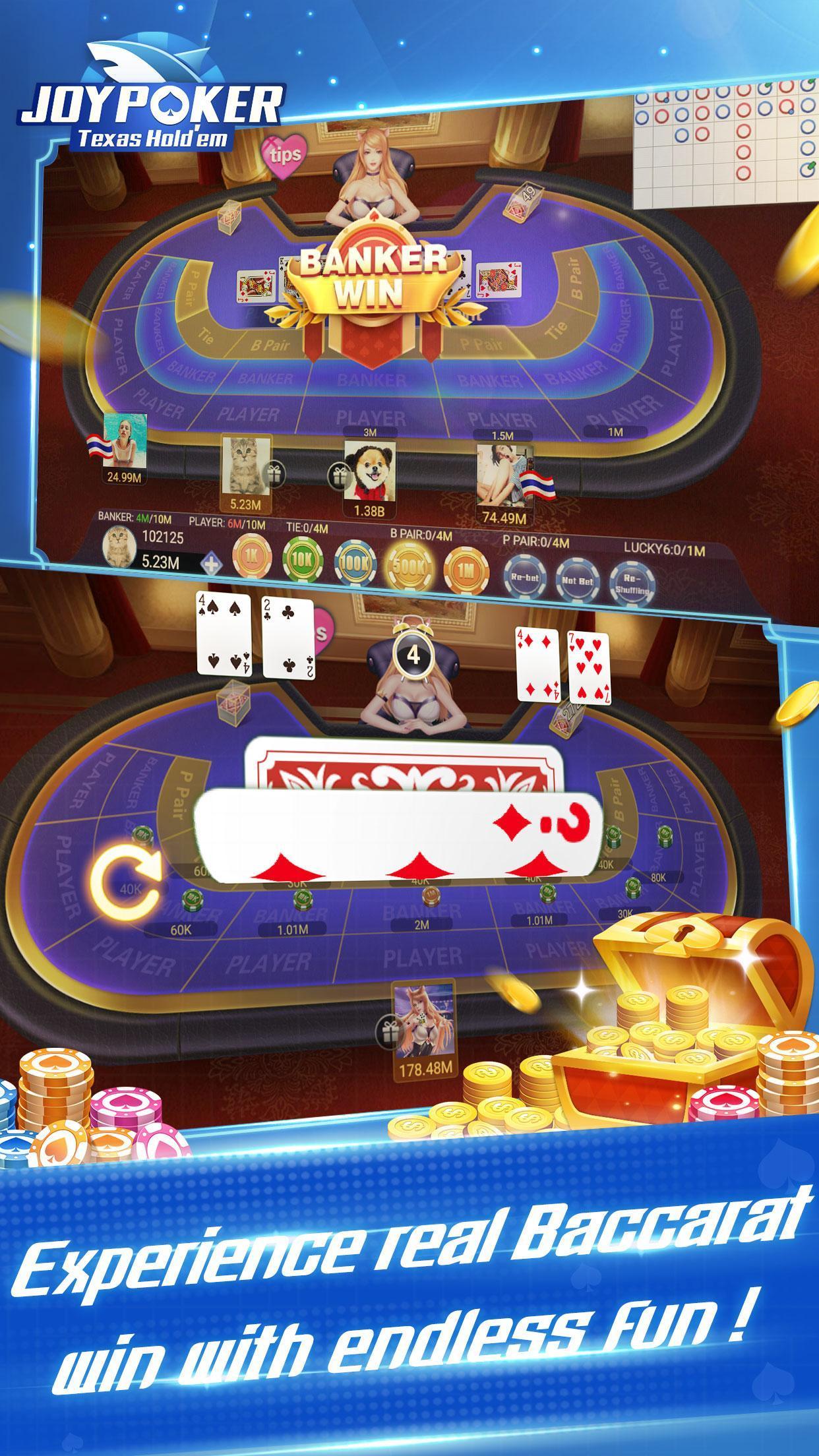 Joy poker 2.0.8 Screenshot 5