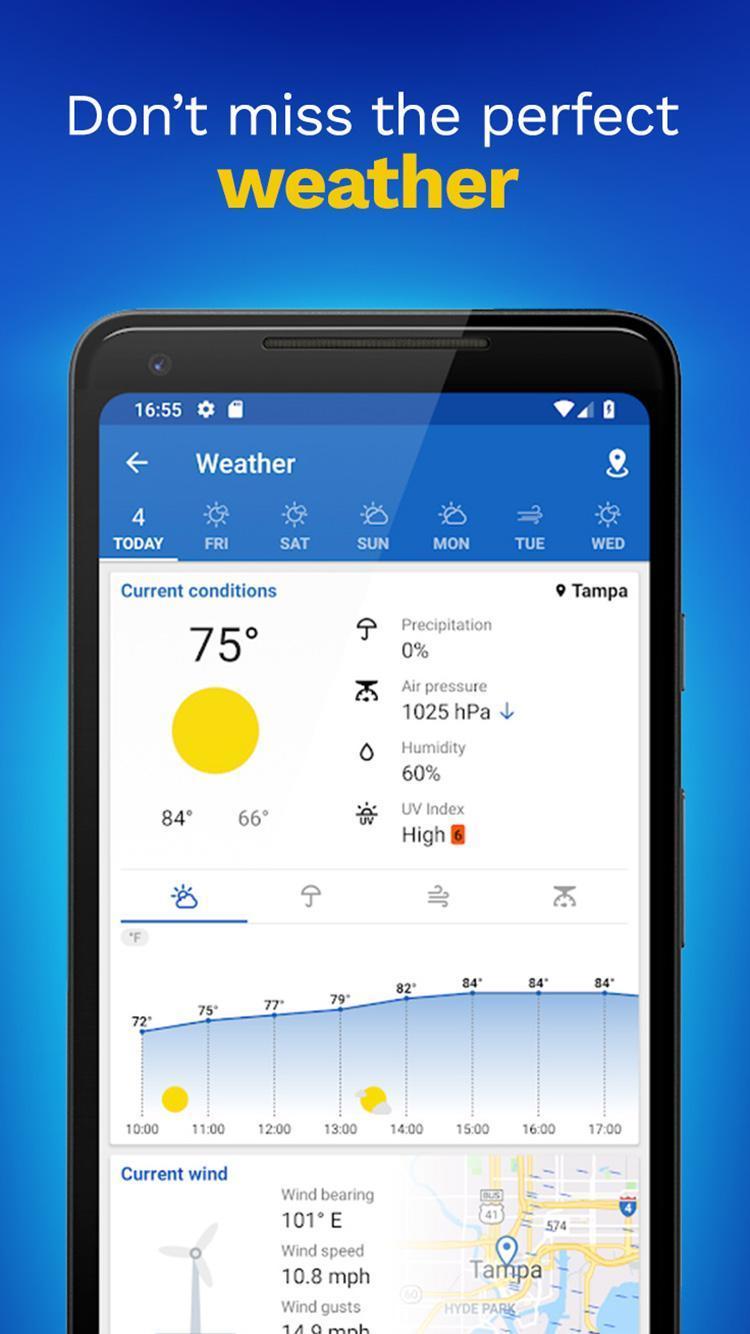 Fishing Points GPS, Tides & Fishing Forecast 2.9.6 Screenshot 7