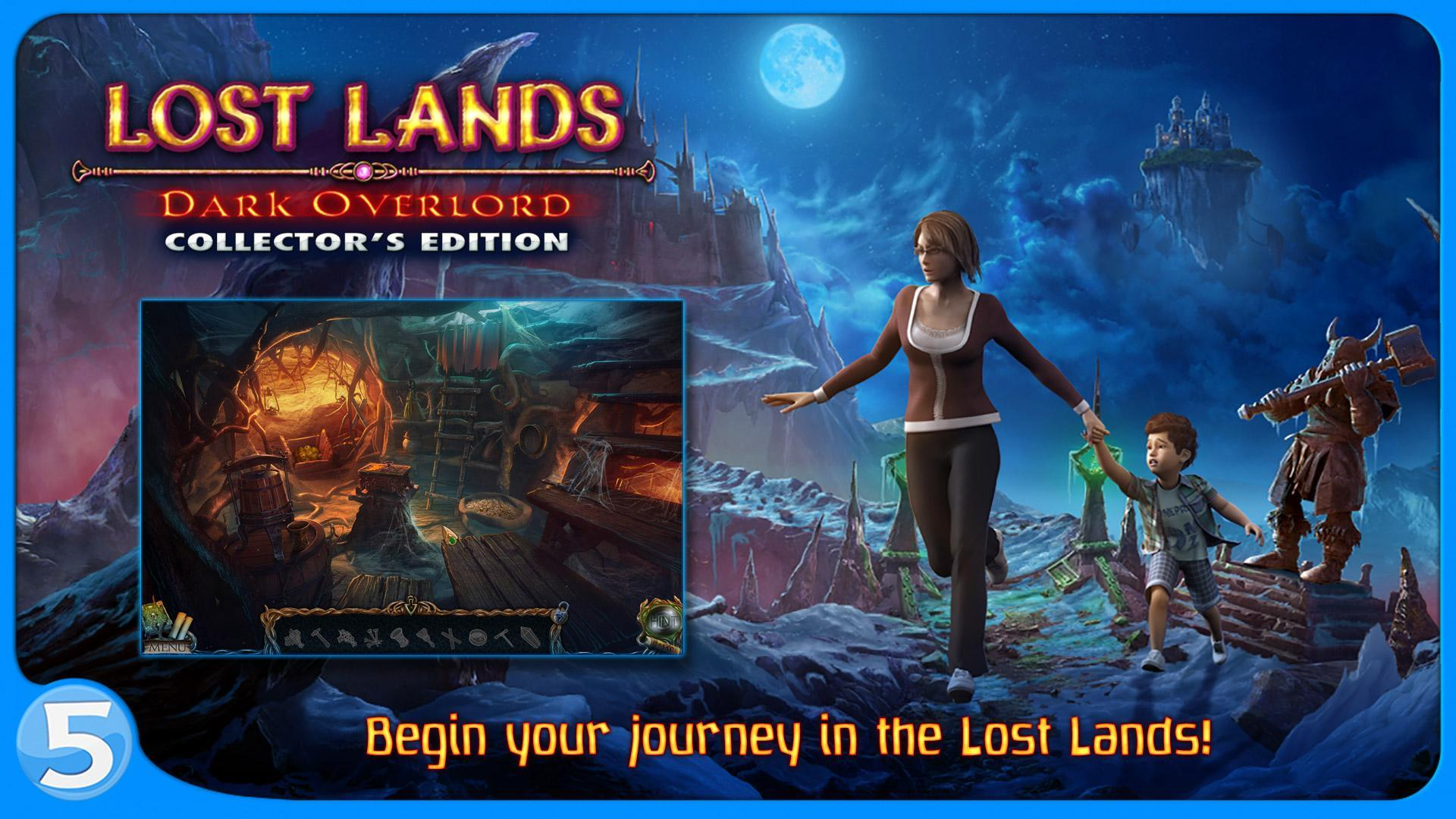 Lost Lands 1 (free to play) 1.0.6 Screenshot 1