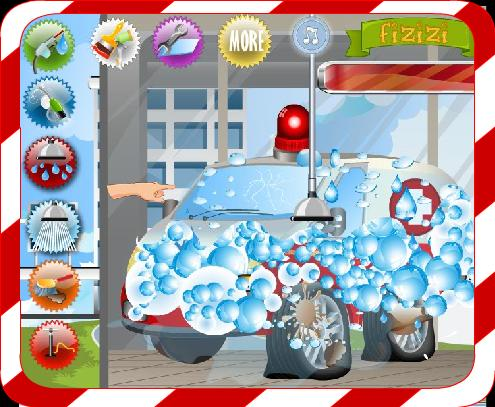 Car Wash Games -Ambulance Wash 5.8.3 Screenshot 4