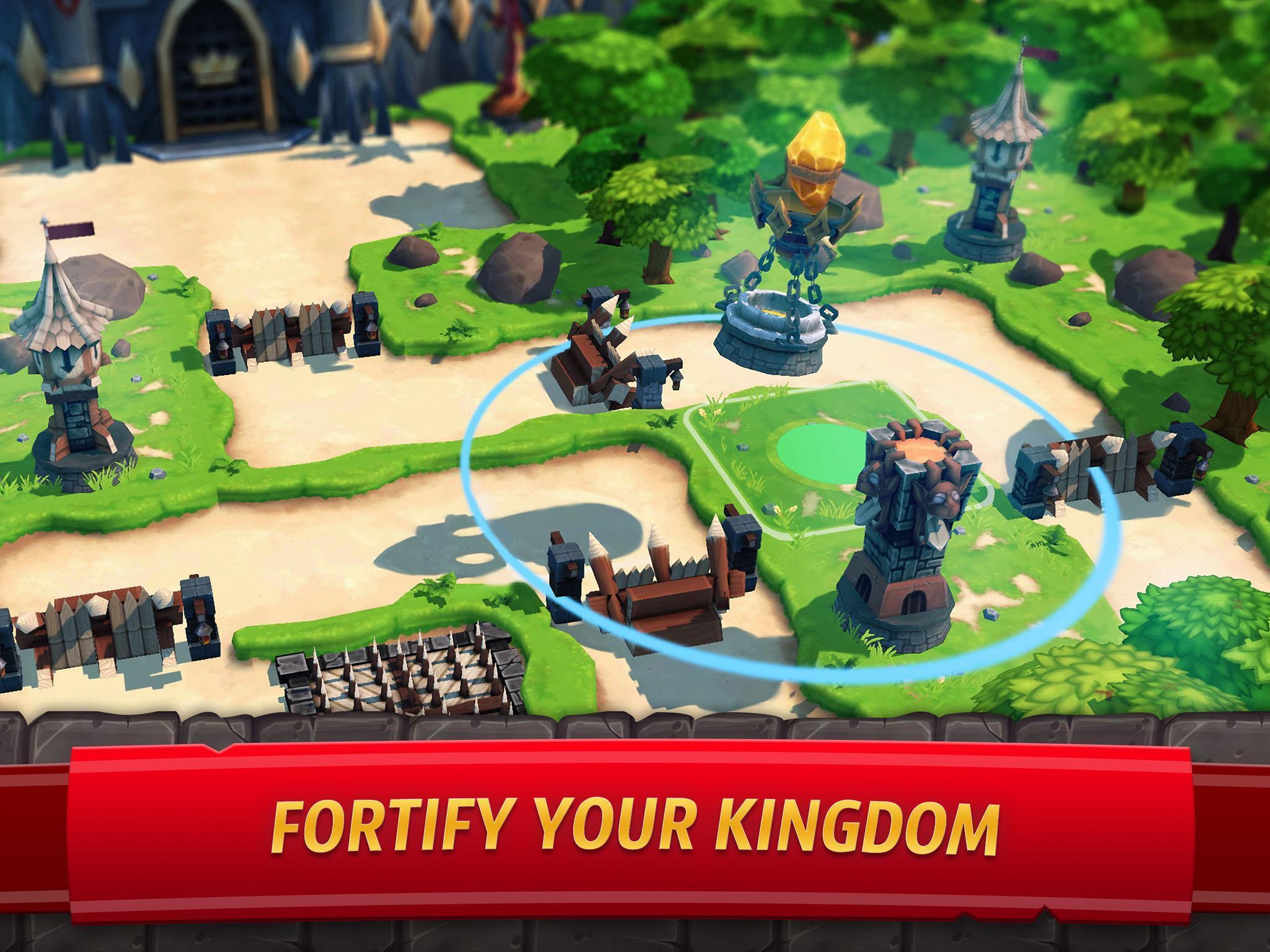 Royal Revolt 2: Tower Defense RTS & Castle Builder 6.2.2 Screenshot 10